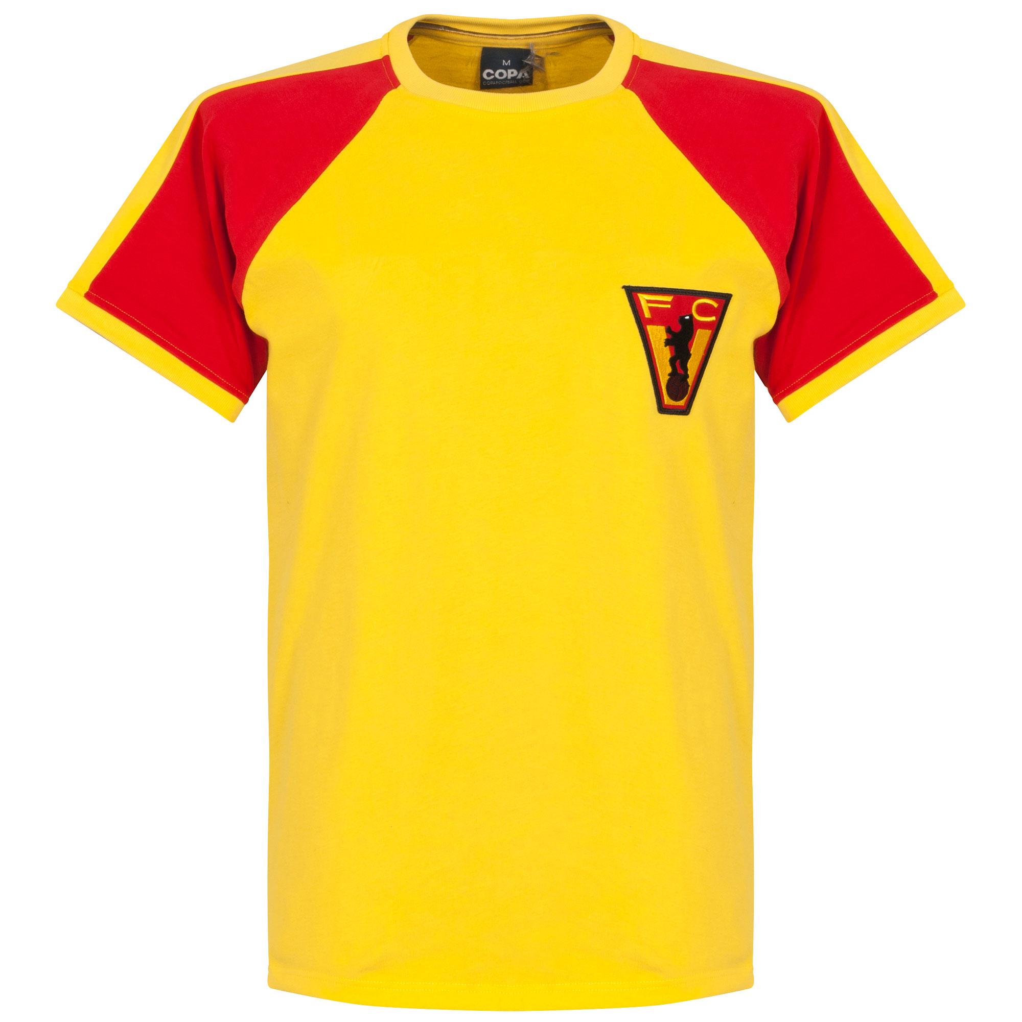 1960's FC Vorwarts Berlin Retro Shirt