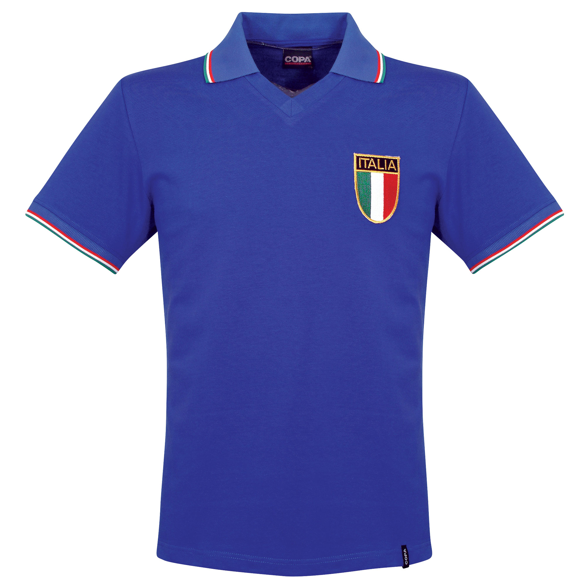 1982 Italy Home Retro Shirt - XXL