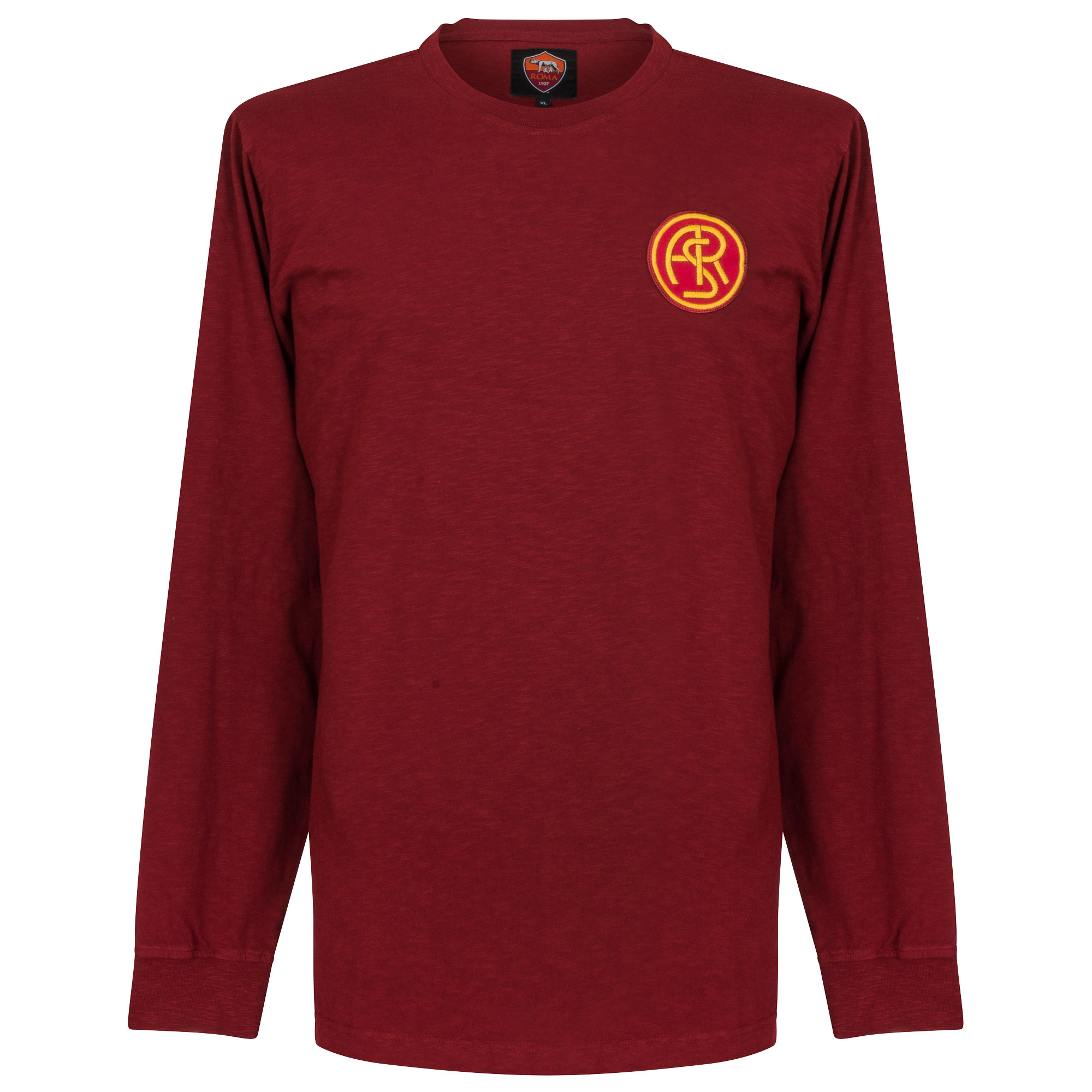 41-42 AS Roma L/S Retro Shirt
