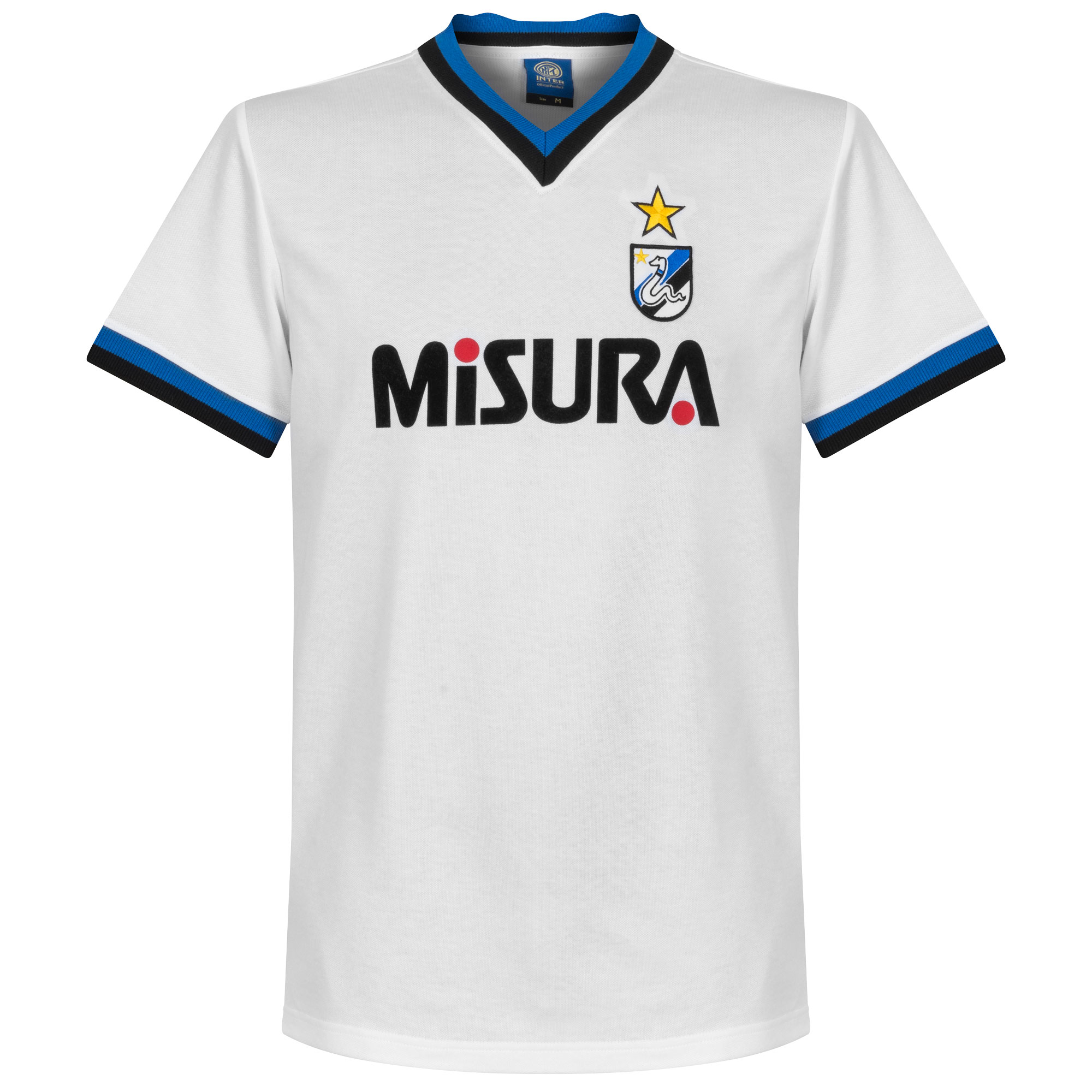 86-87 Inter Milan Away Retro Shirt