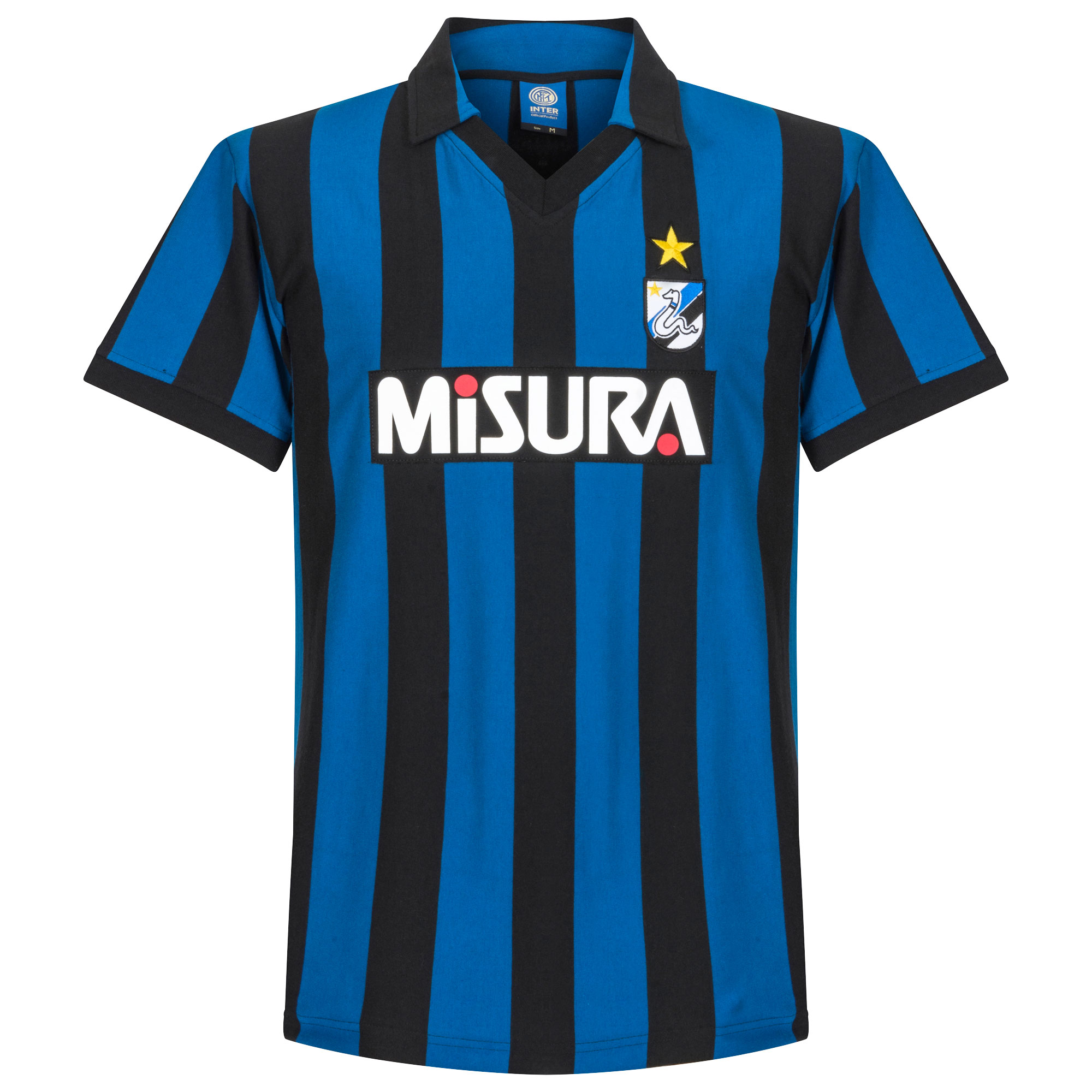 86-87 Inter Milan Home Retro Shirt
