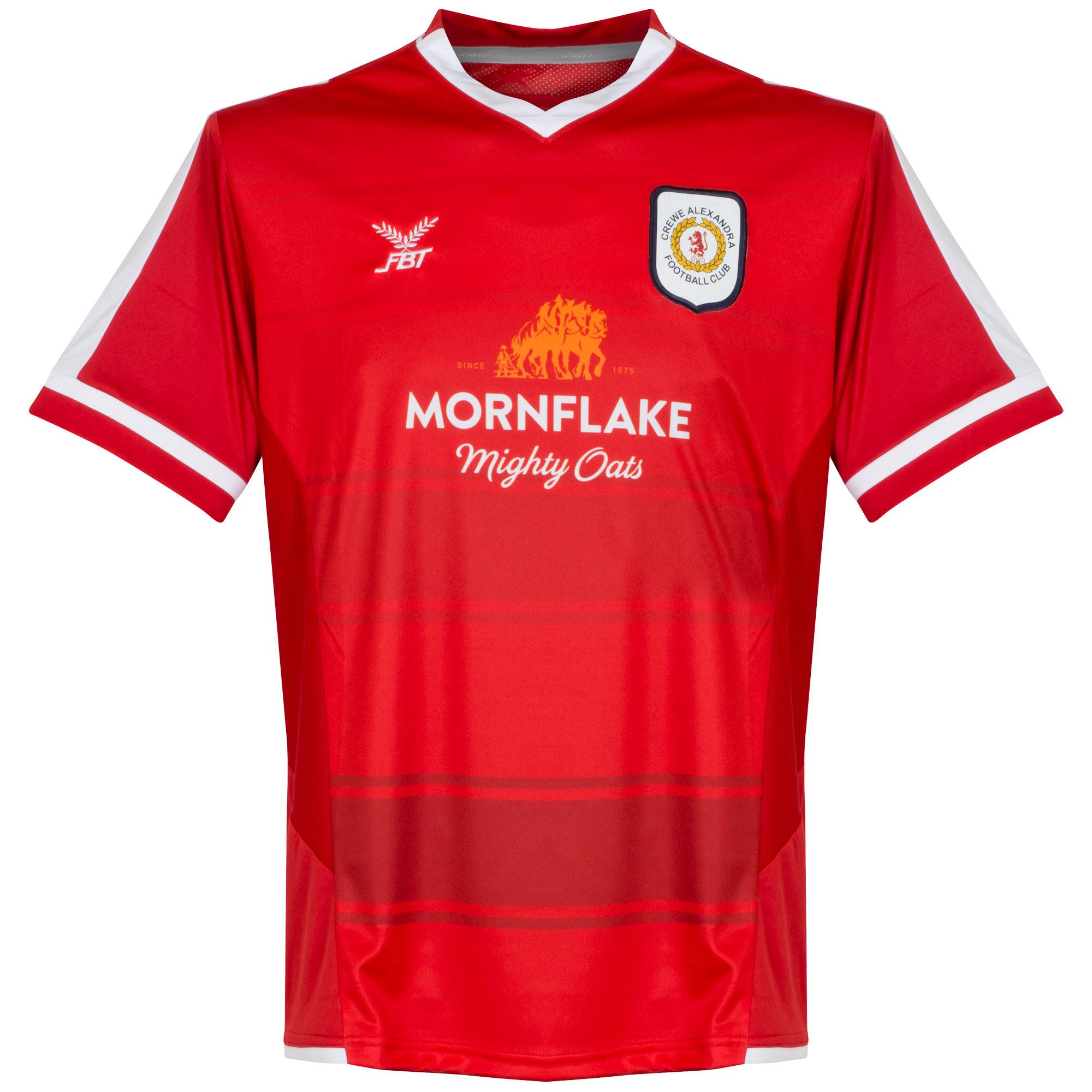 Crewe Alexandra Home shirt