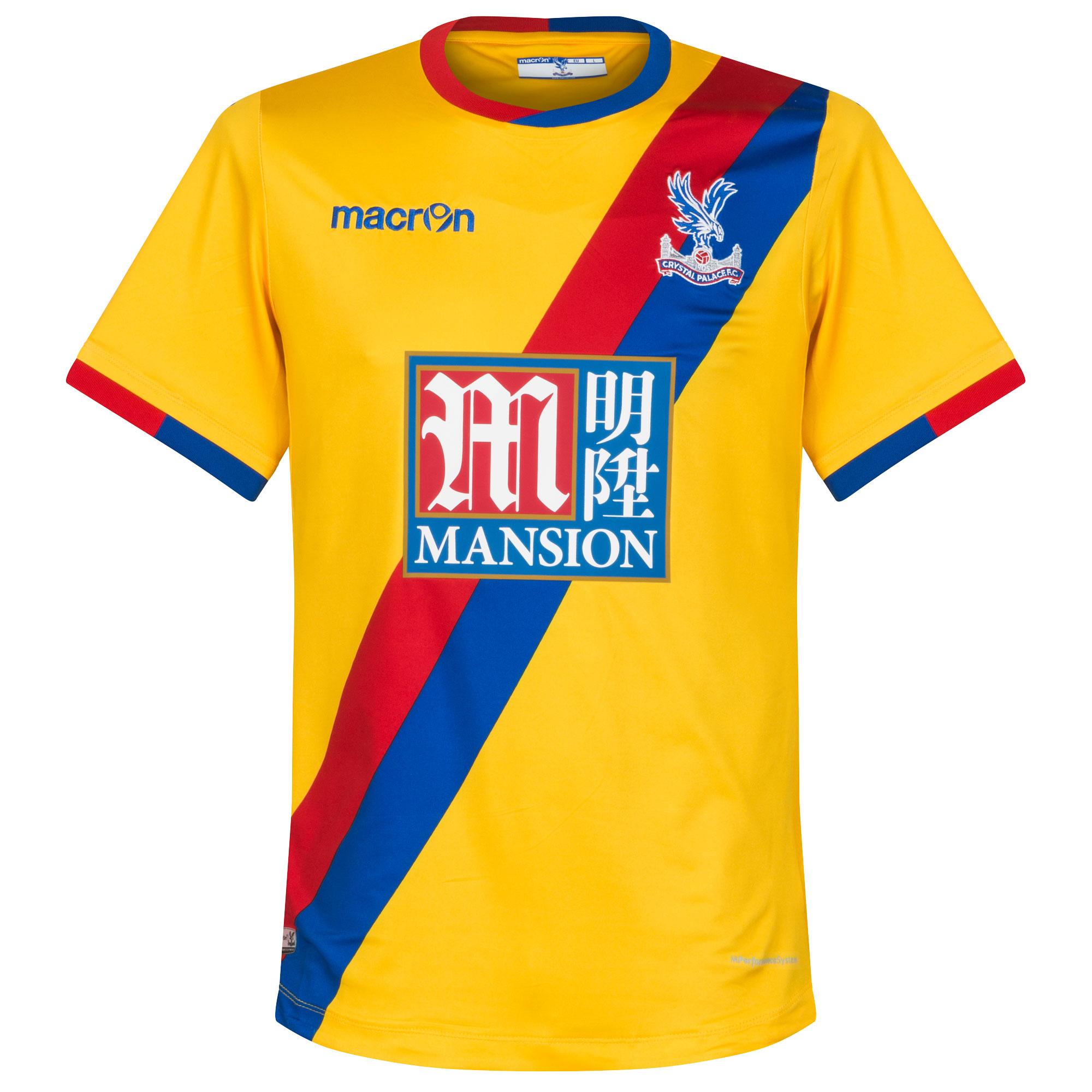 Crystal Palace Away Shirt 2016 2017 - EU