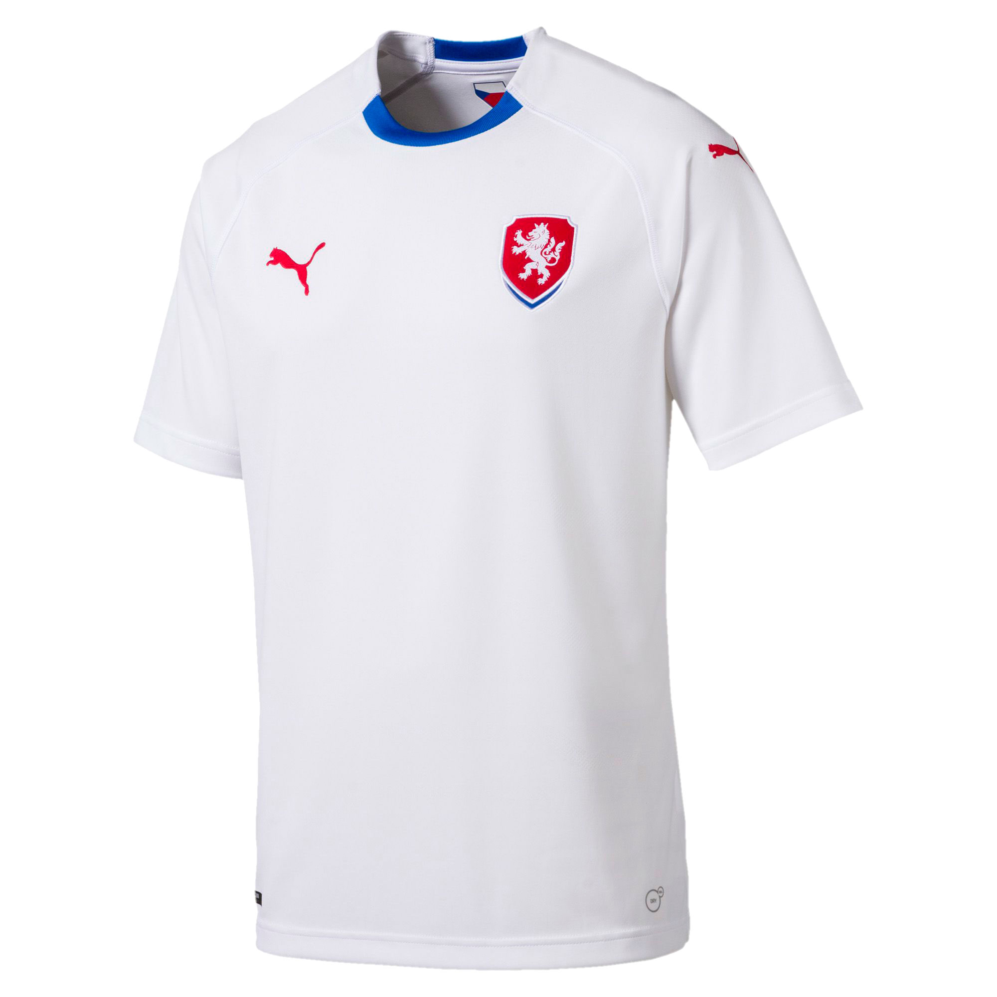 Czech Republic Away Shirt 2018 2019