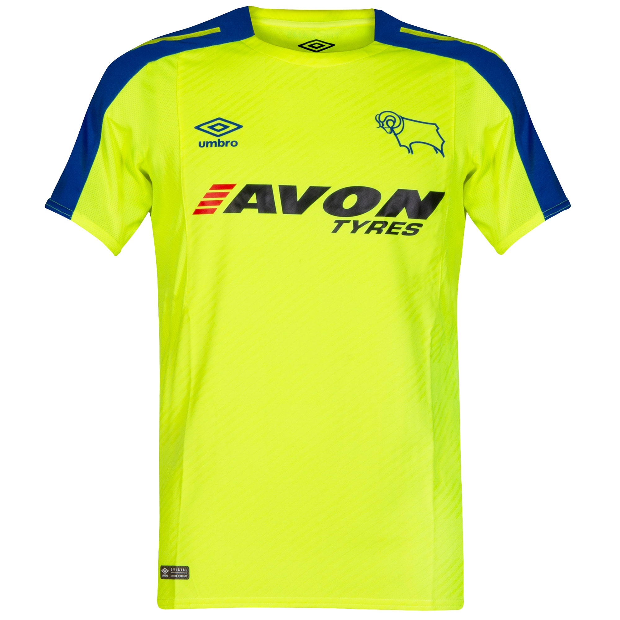 Derby County Away Shirt 2017 2018 - S