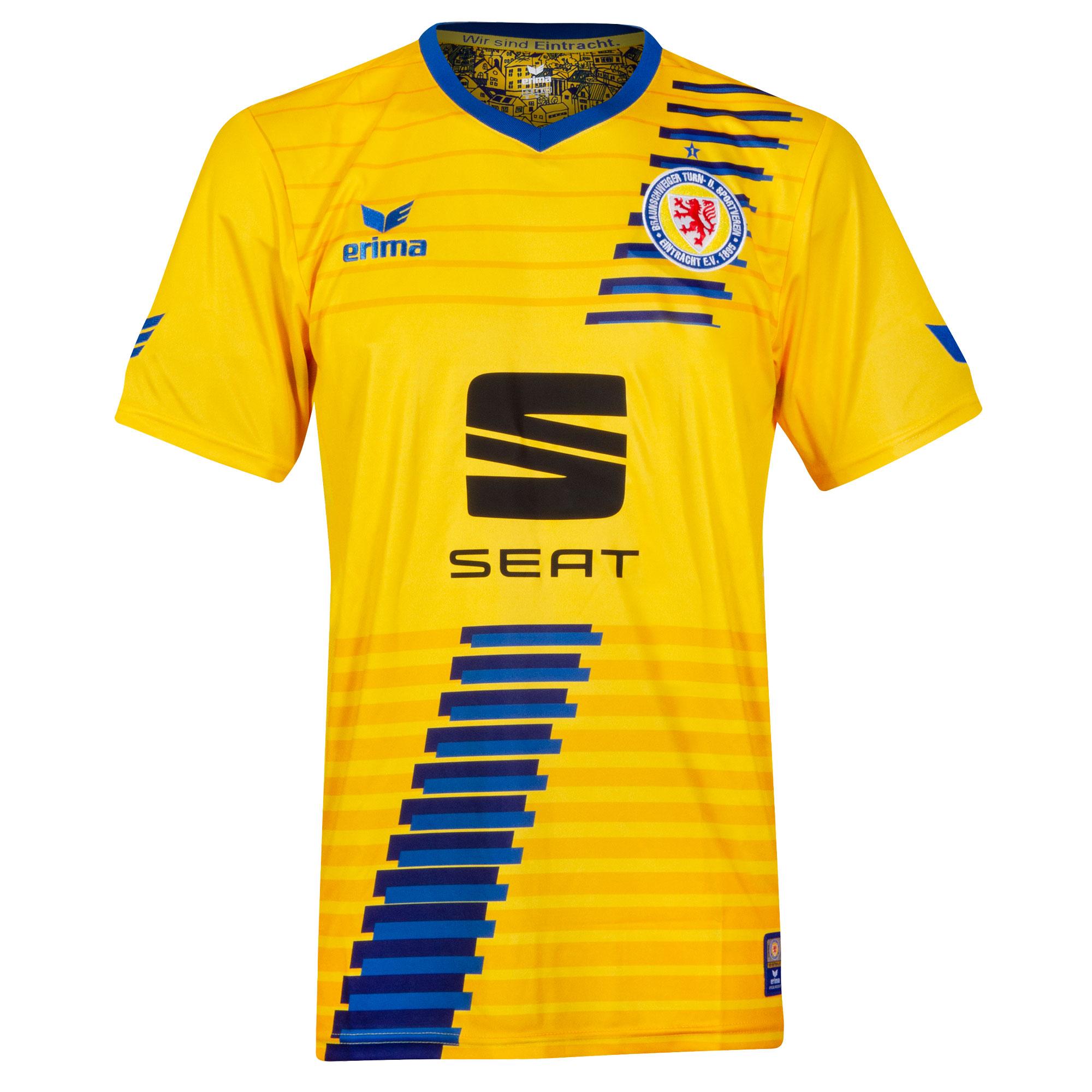 Eintracht Braunschweig Home shirt