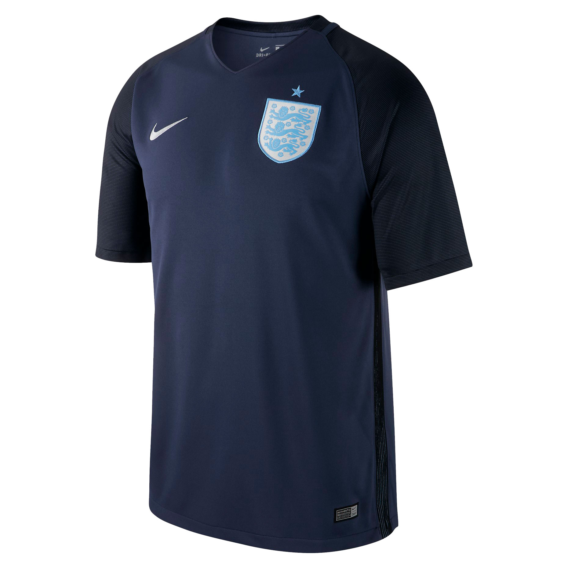 England 3rd Vapor Match Shirt 2017 2018 - XL