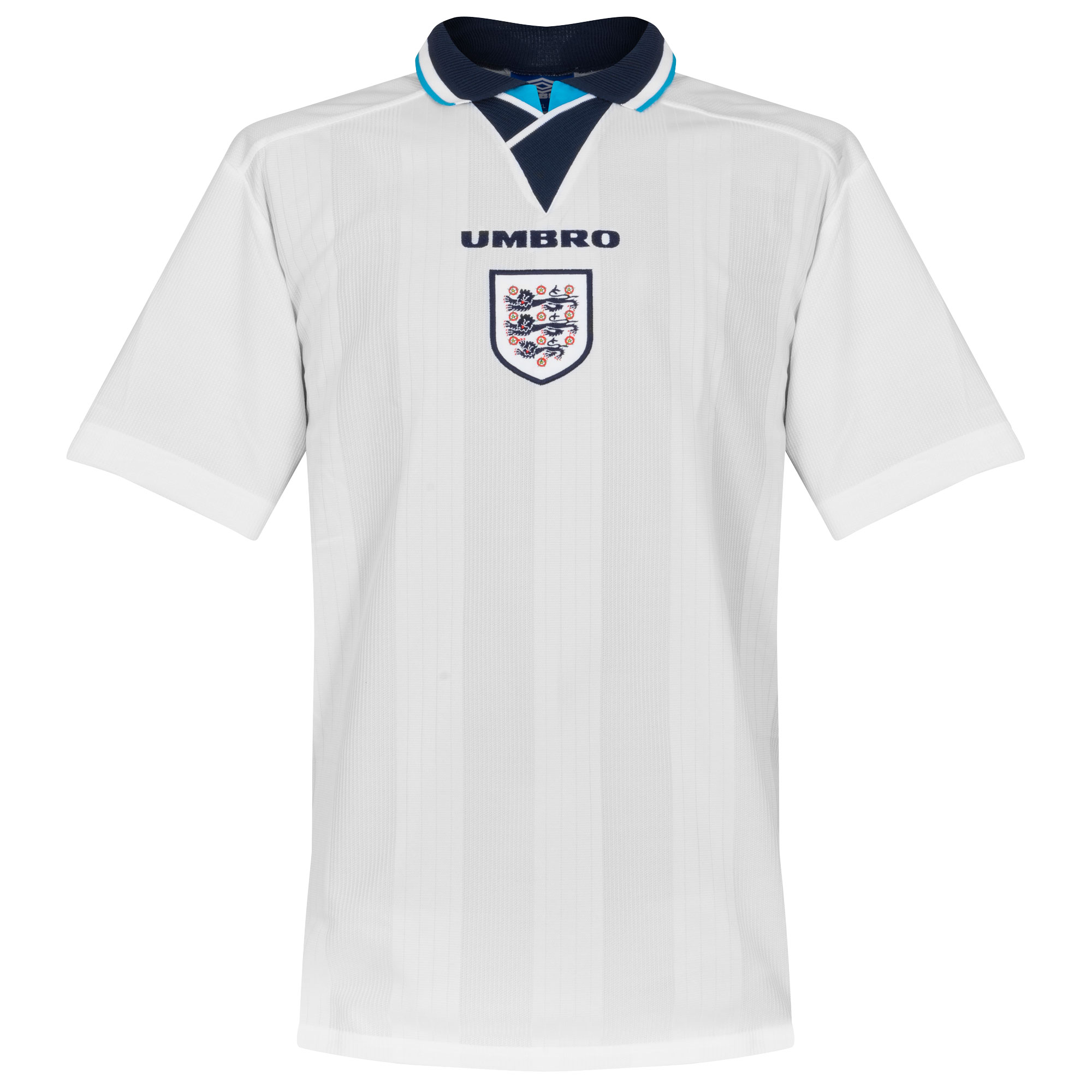 Umbro England Mens SS Player Issue Home Shirt 1995 Thumbnail Image