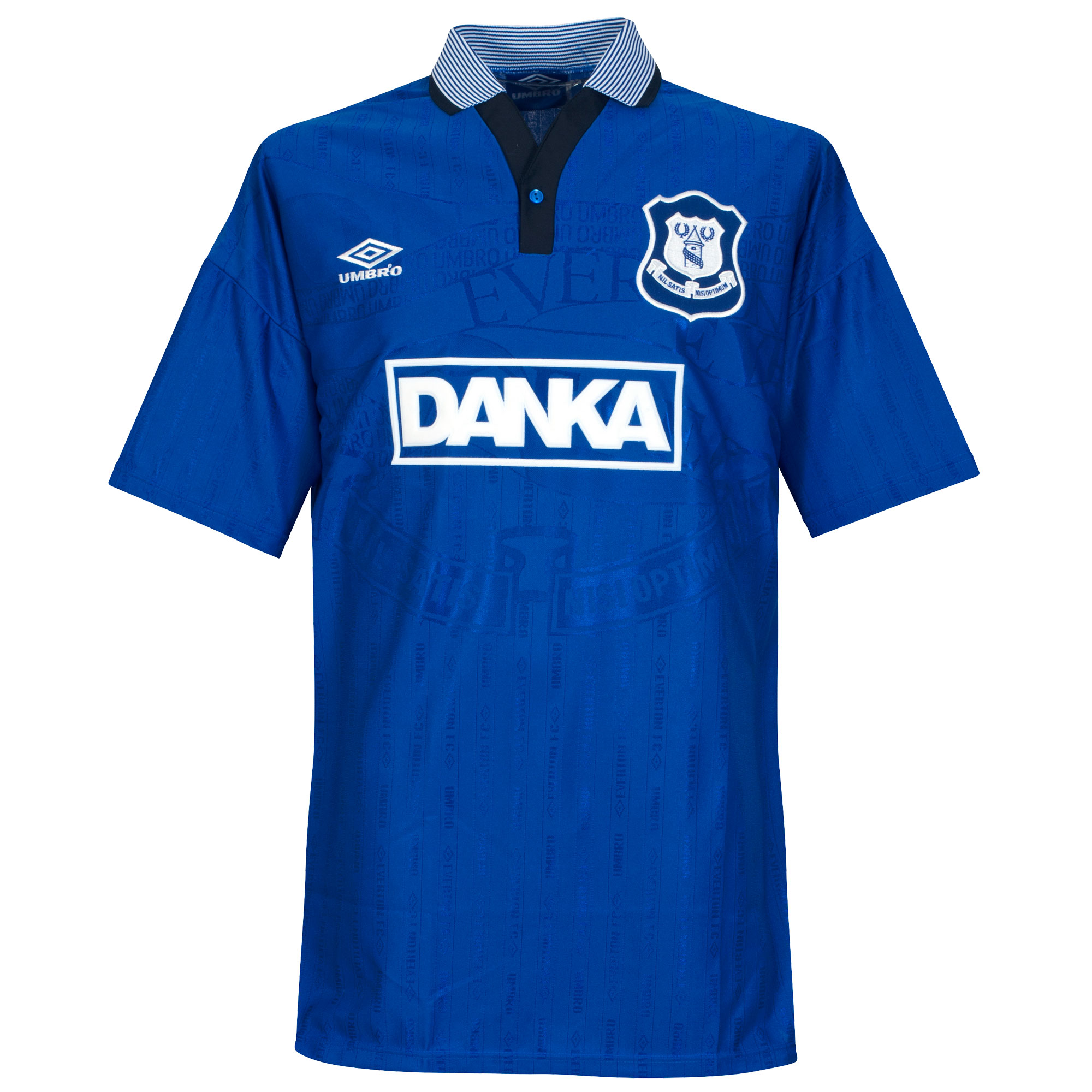 Umbro Everton 1996-1997 Home Shirt - NEW Condition (Excellent) - Size Large
