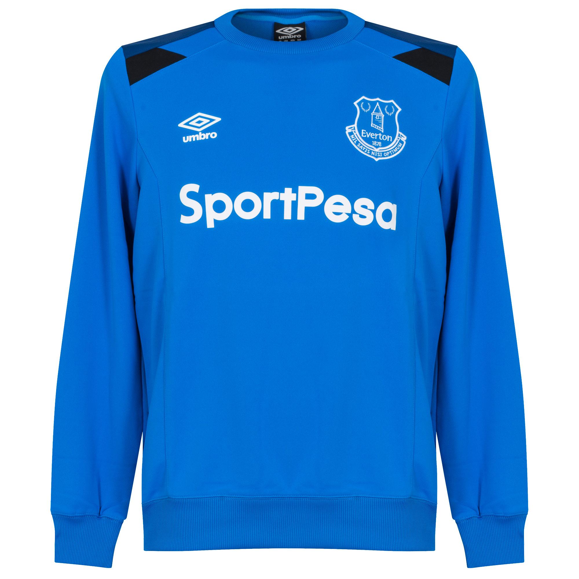 Everton Training Top 2017 / 2018 - Royal - S
