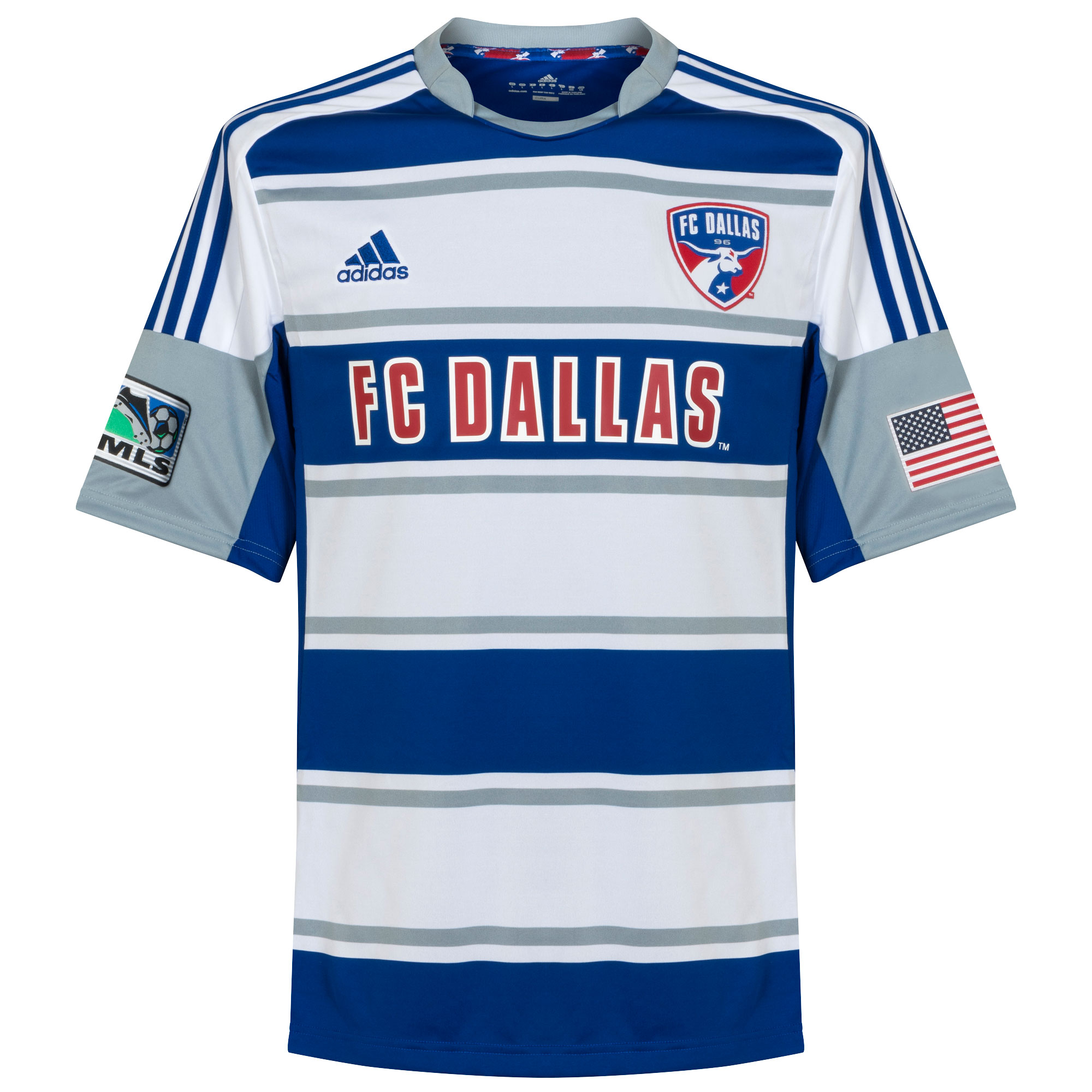 FC Dallas Away Players FORMOTION Shirt 2012 2013 - 58