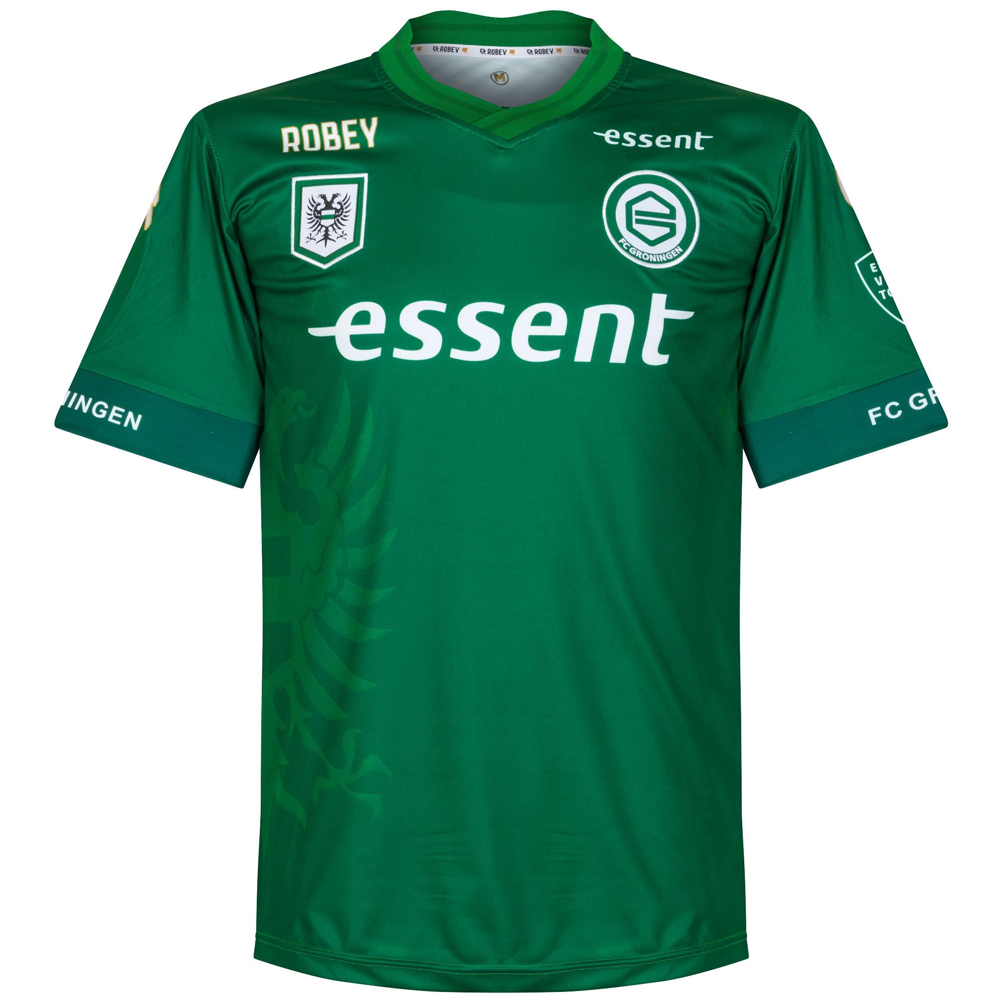 FC Groningen Away Shirt 2016 2017