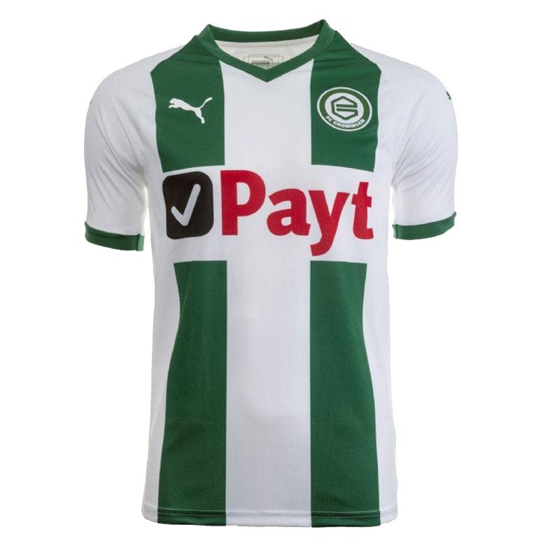 FC Groningen Home Shirt 2018 2019