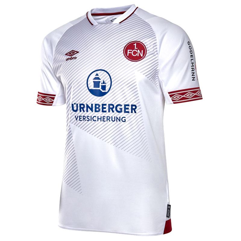 1. FC Nurnberg Away Shirt 2018 2019 - XL