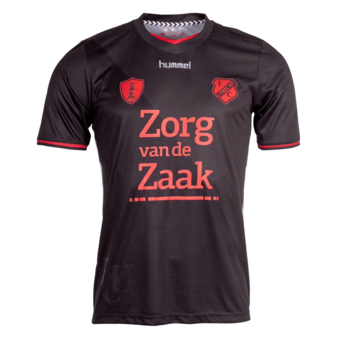 FC Utrecht Away Shirt 2018 2019