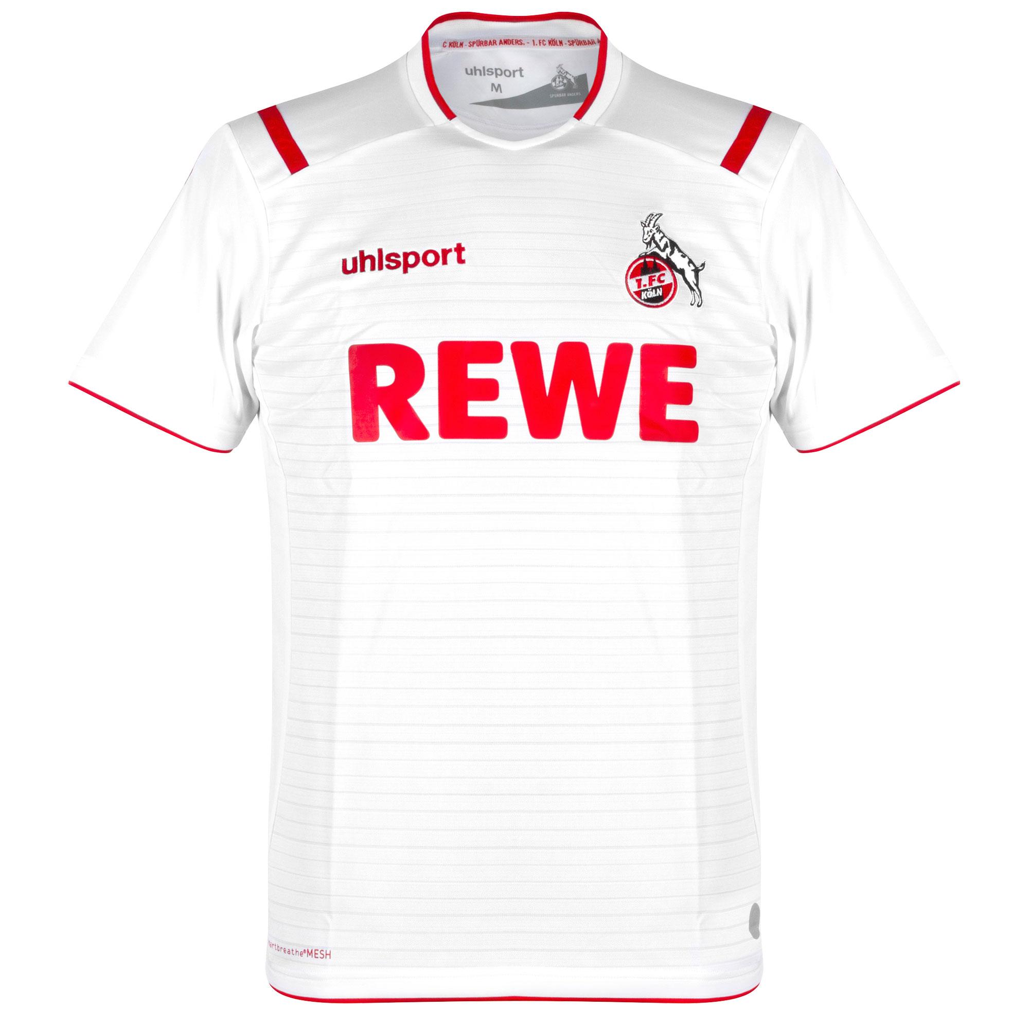 Uhlsport 1.FC Koln Home Shirt 2019-2020