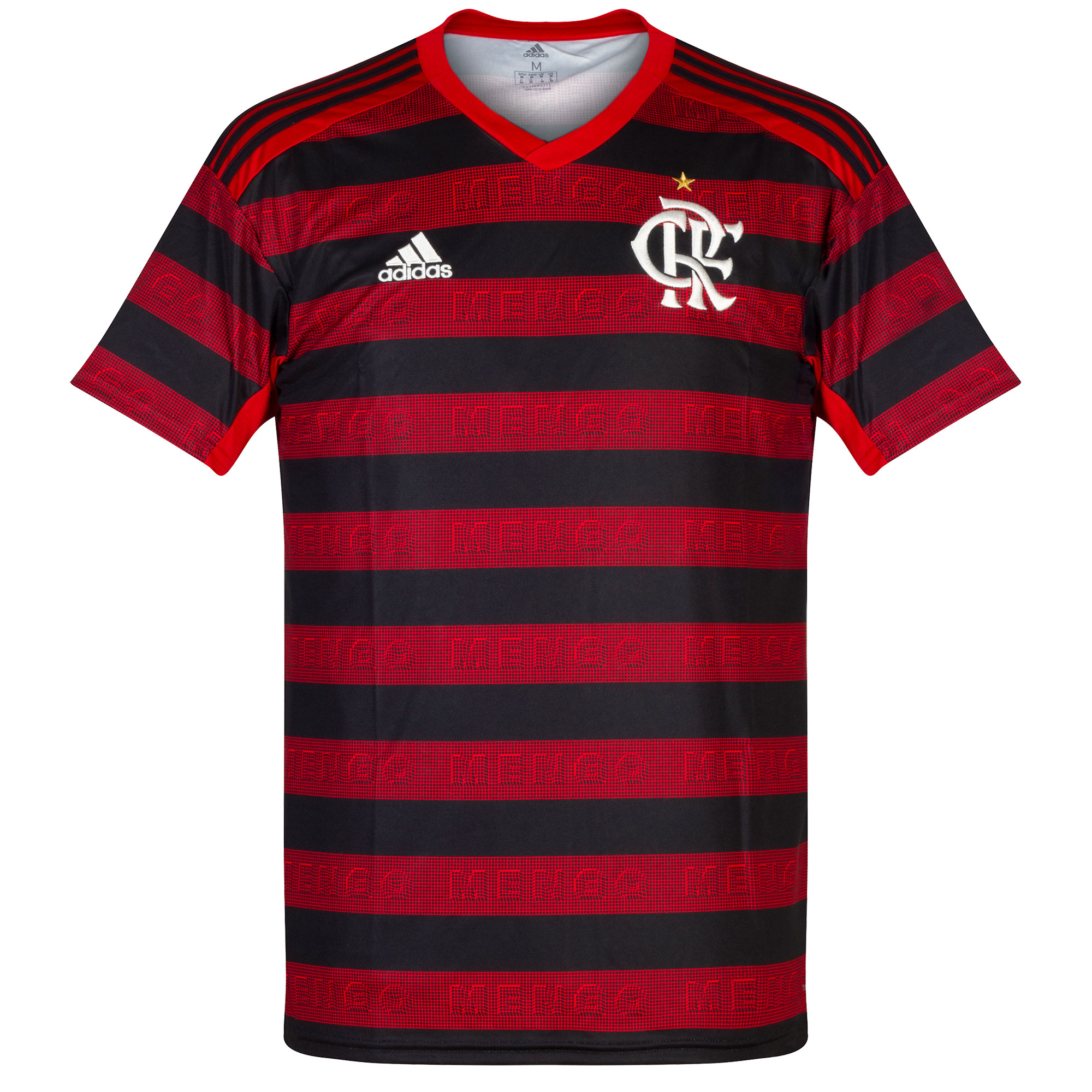 adidas Flamengo Home Shirt 2019-2020