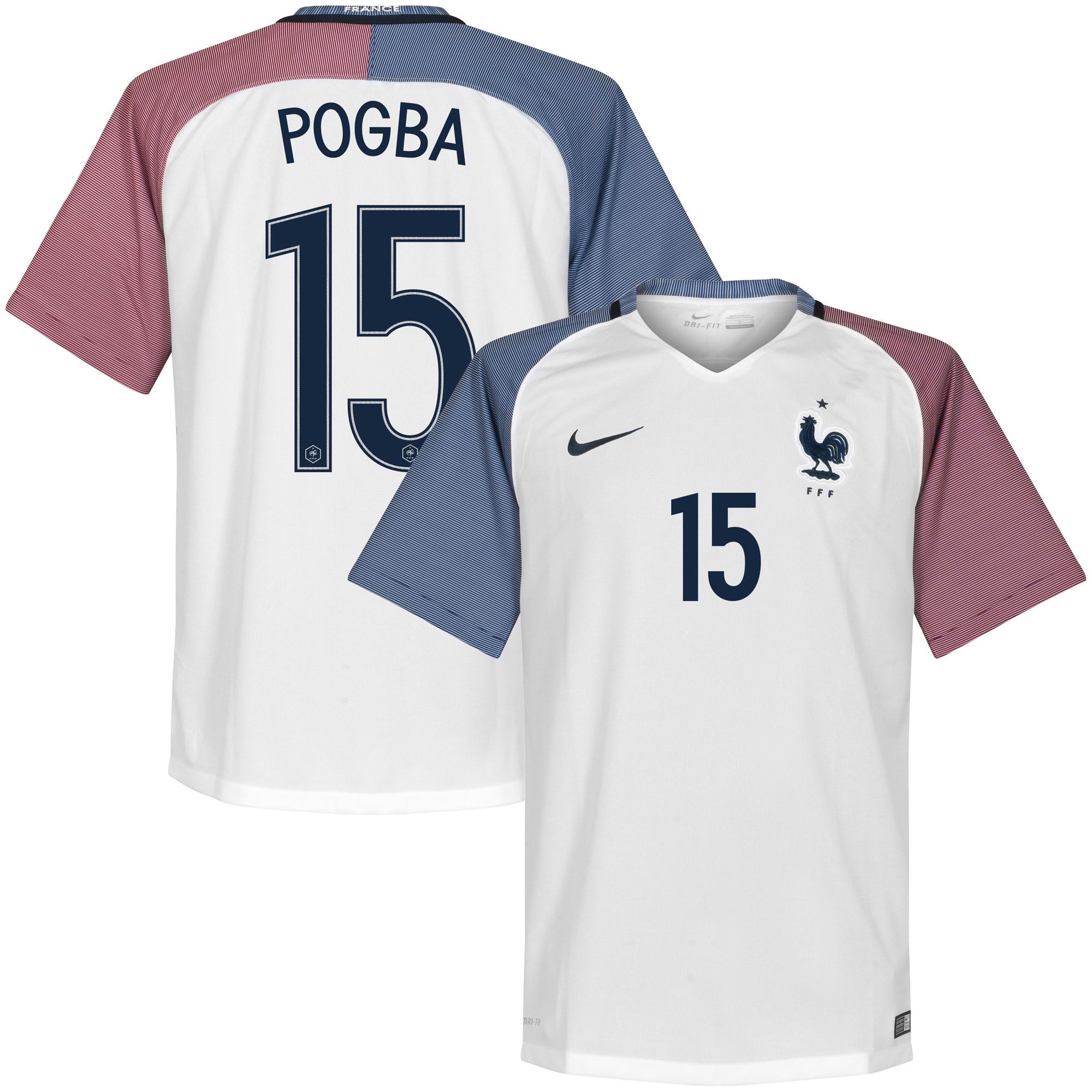 France Away Pogba Jersey 2016 / 2017 - L