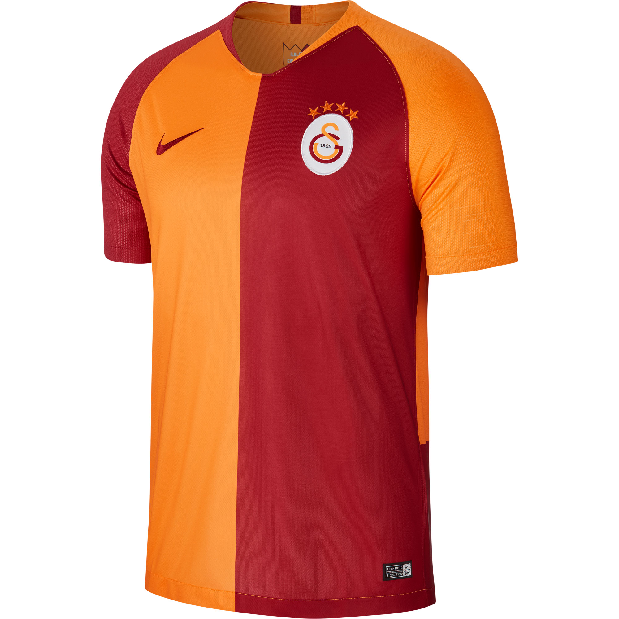 Galatasaray Home Shirt 2018 2019