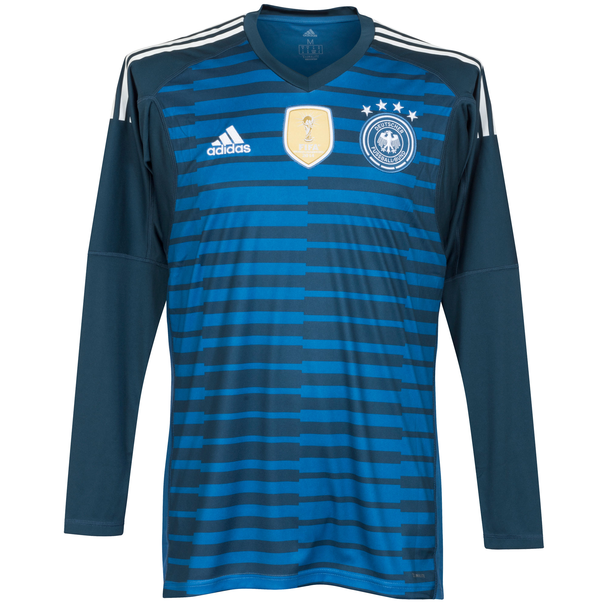 Germany Home GK Shirt 2018 2019