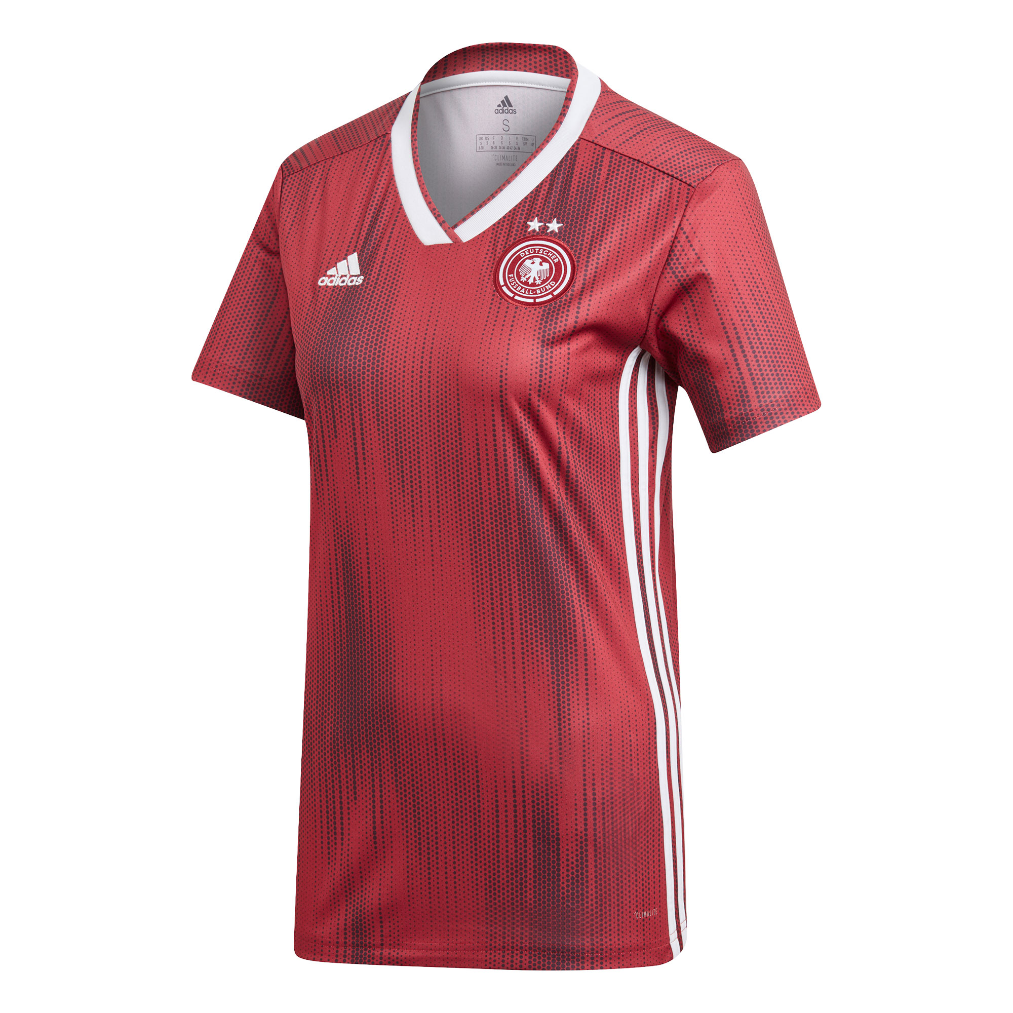 Germany Away Womens Shirt 2019 2020