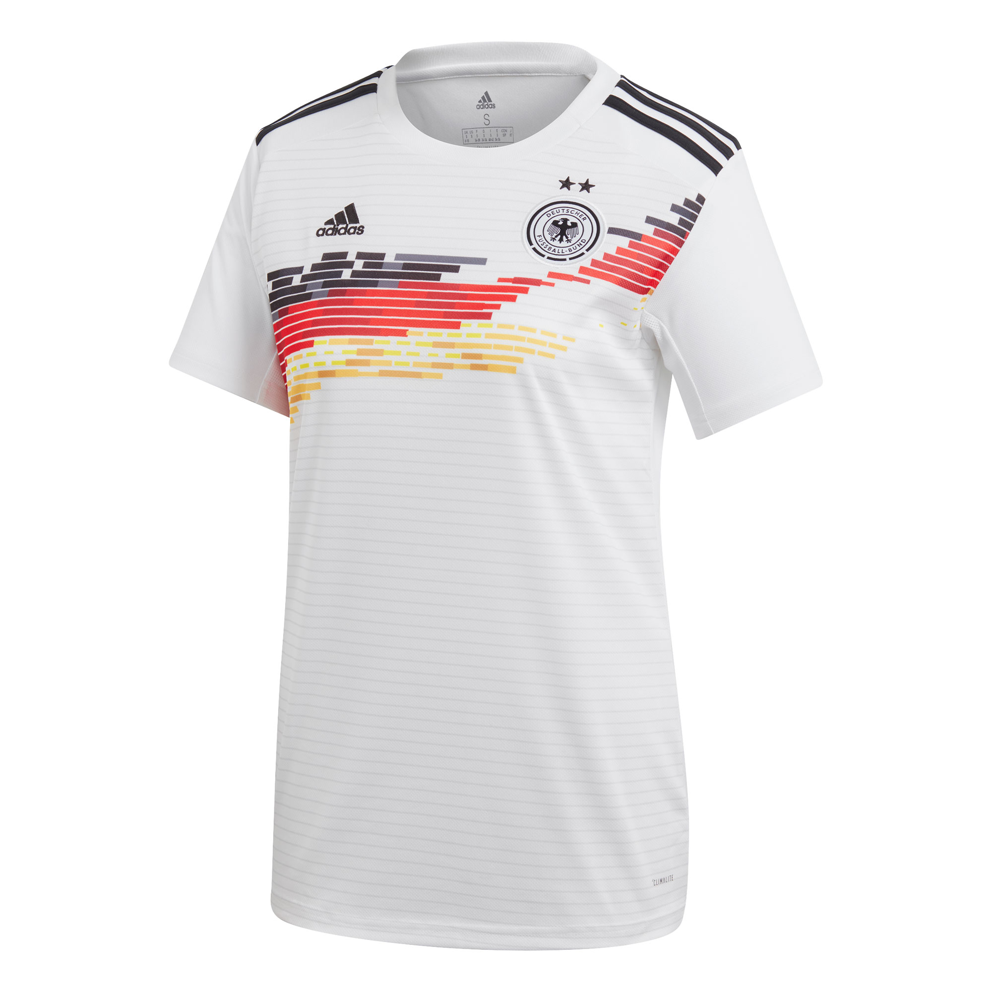 Germany Home Womens Shirt 2019 2020