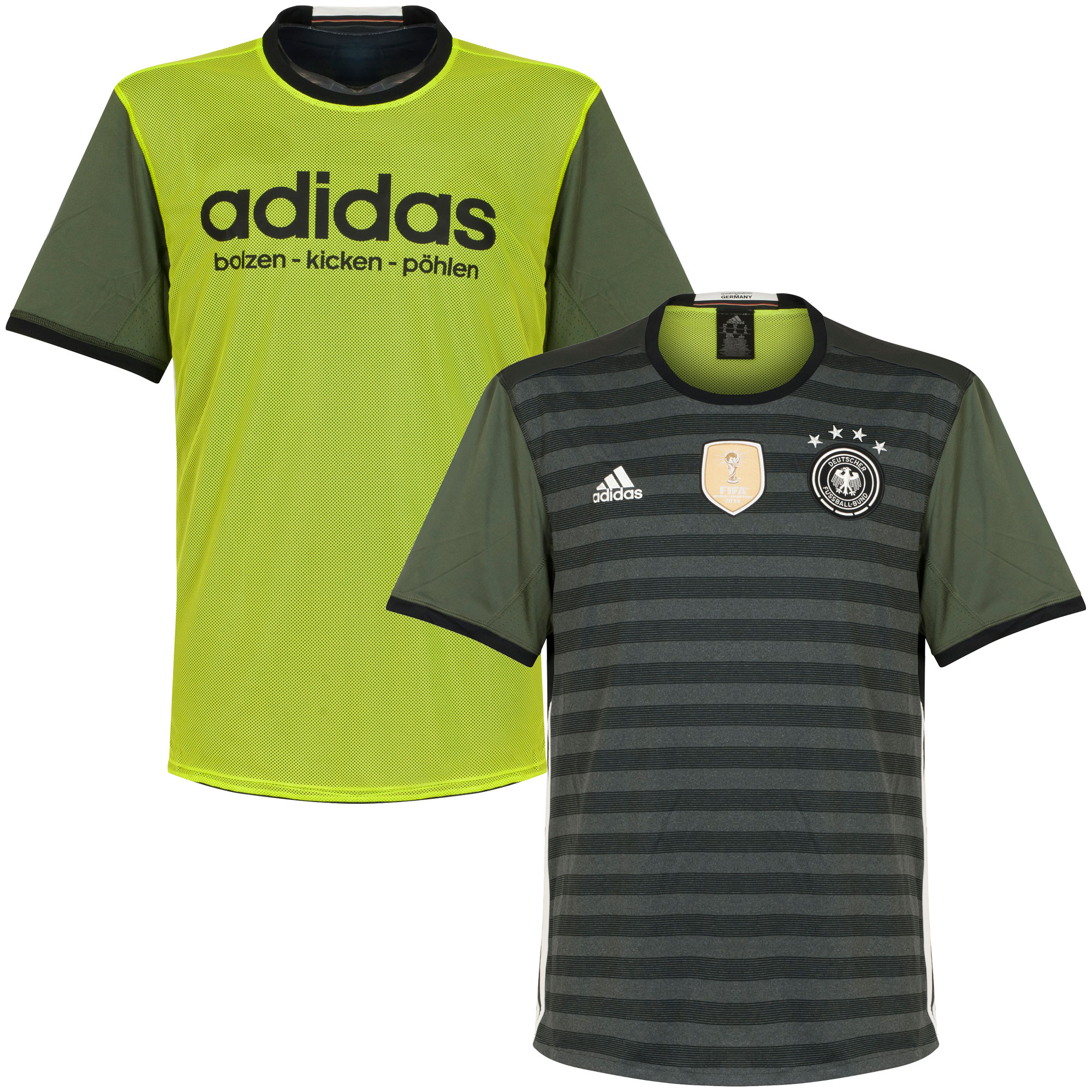 Germany Away Shirt 2016 2017