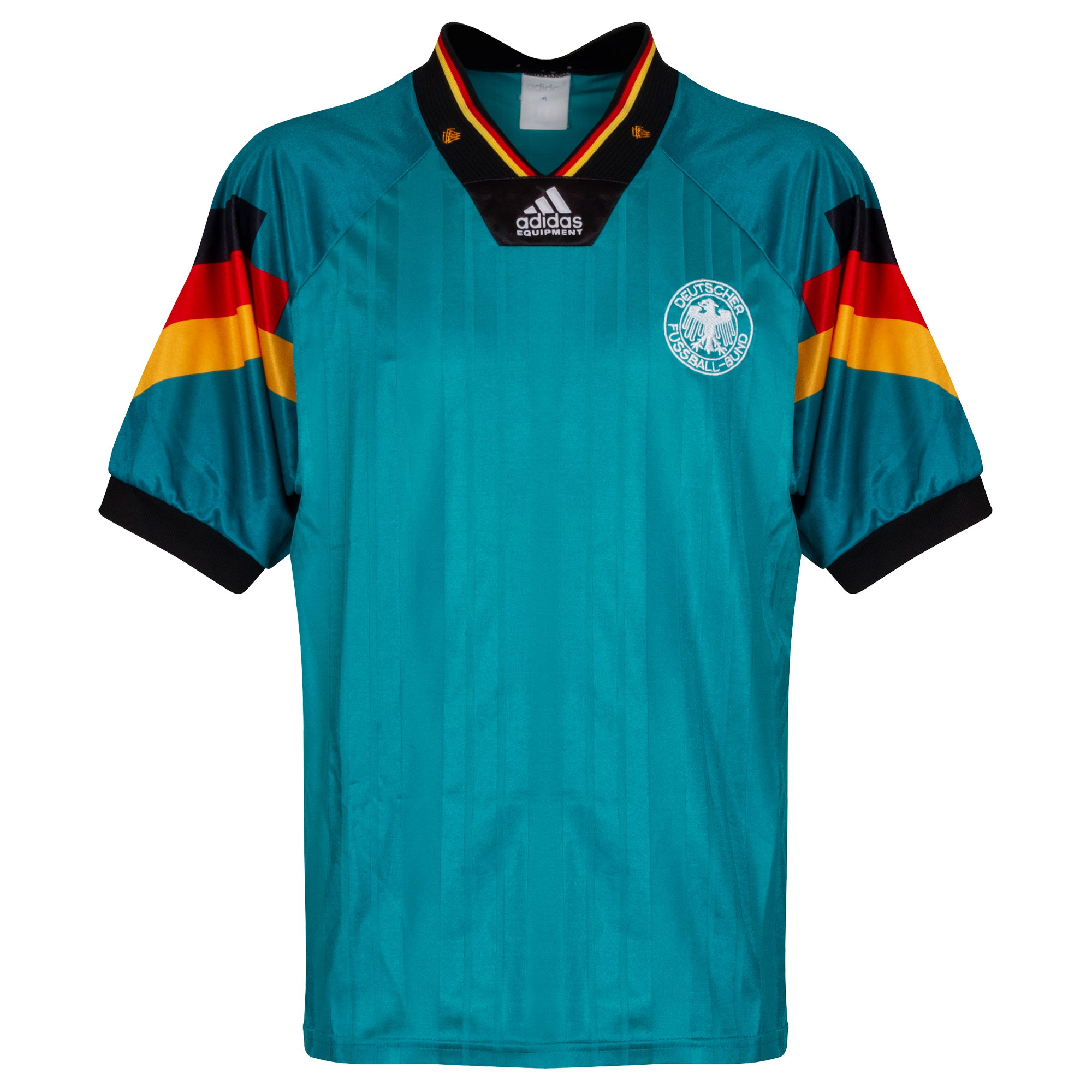 adidas Germany 1991-1992 Away Shirt - USED Condition (Great) - Size