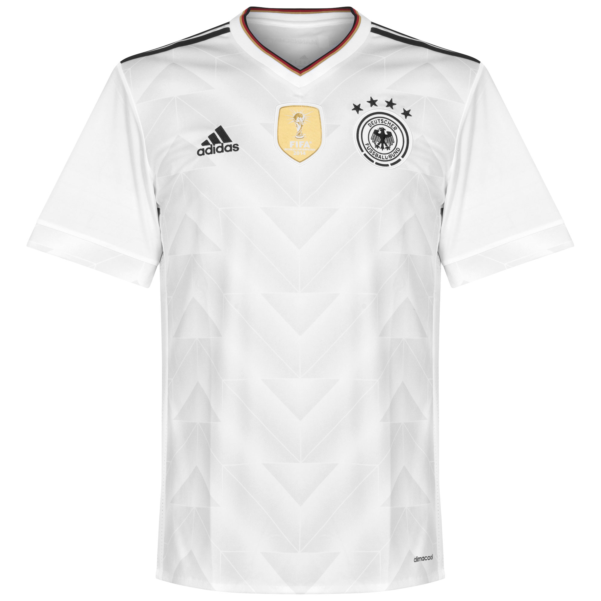 Germany Home Confederations Cup Shirt 2017 - 42