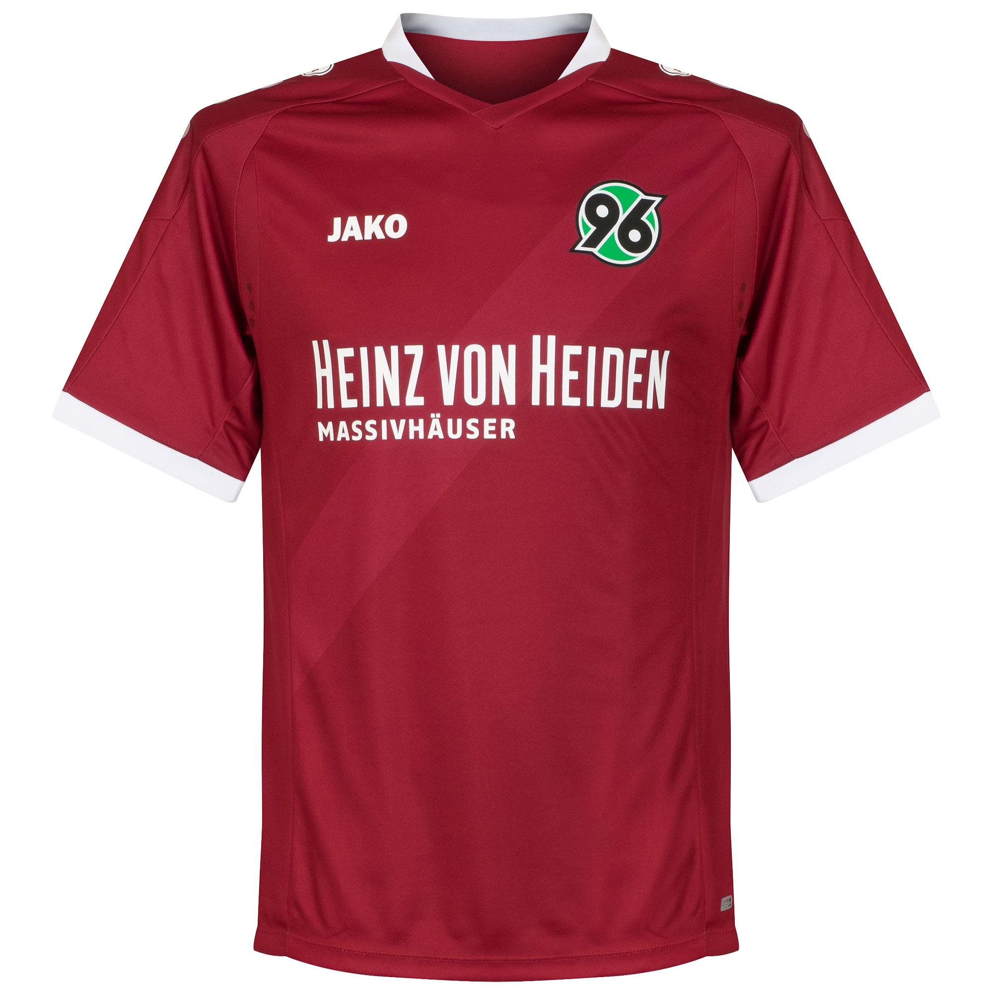 Hannover 96 Home Shirt 2016 2017 - EU-L