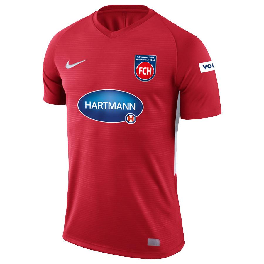 FC Heidenheim Home Shirt 2018 2019
