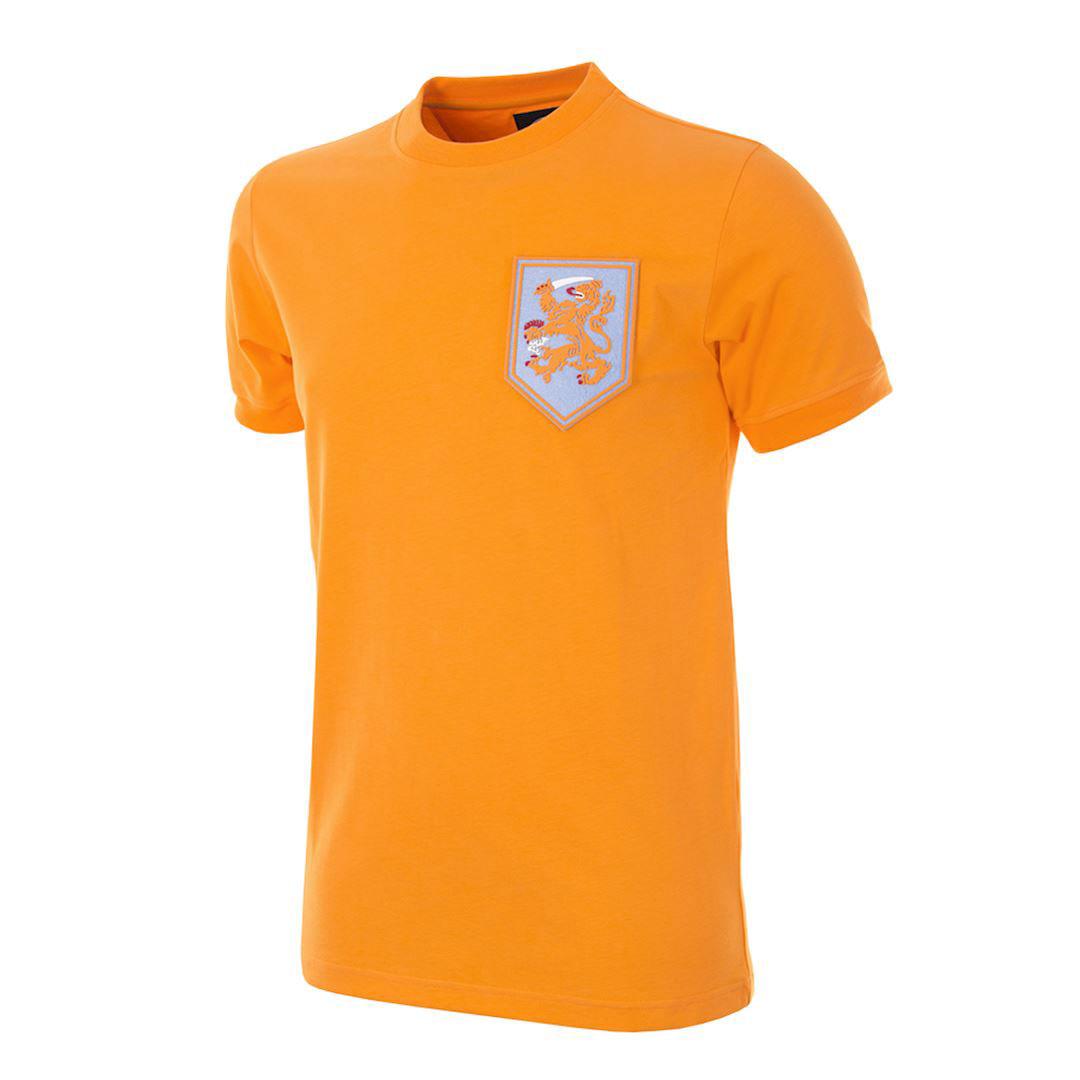 Cruyff Classics 1974 Holland Retro Trikot Orange