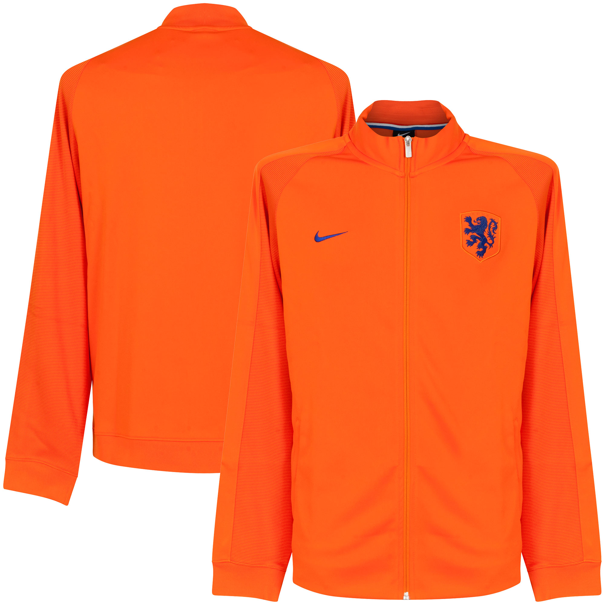 Holland Authentic N98 Track Jacket 2016 / 2017 - Orange - S