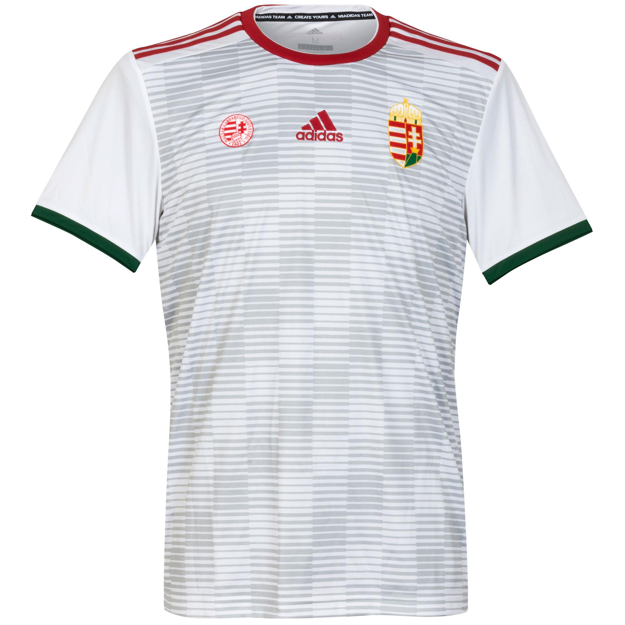 Hungary Away Shirt 2018 2019 - 46