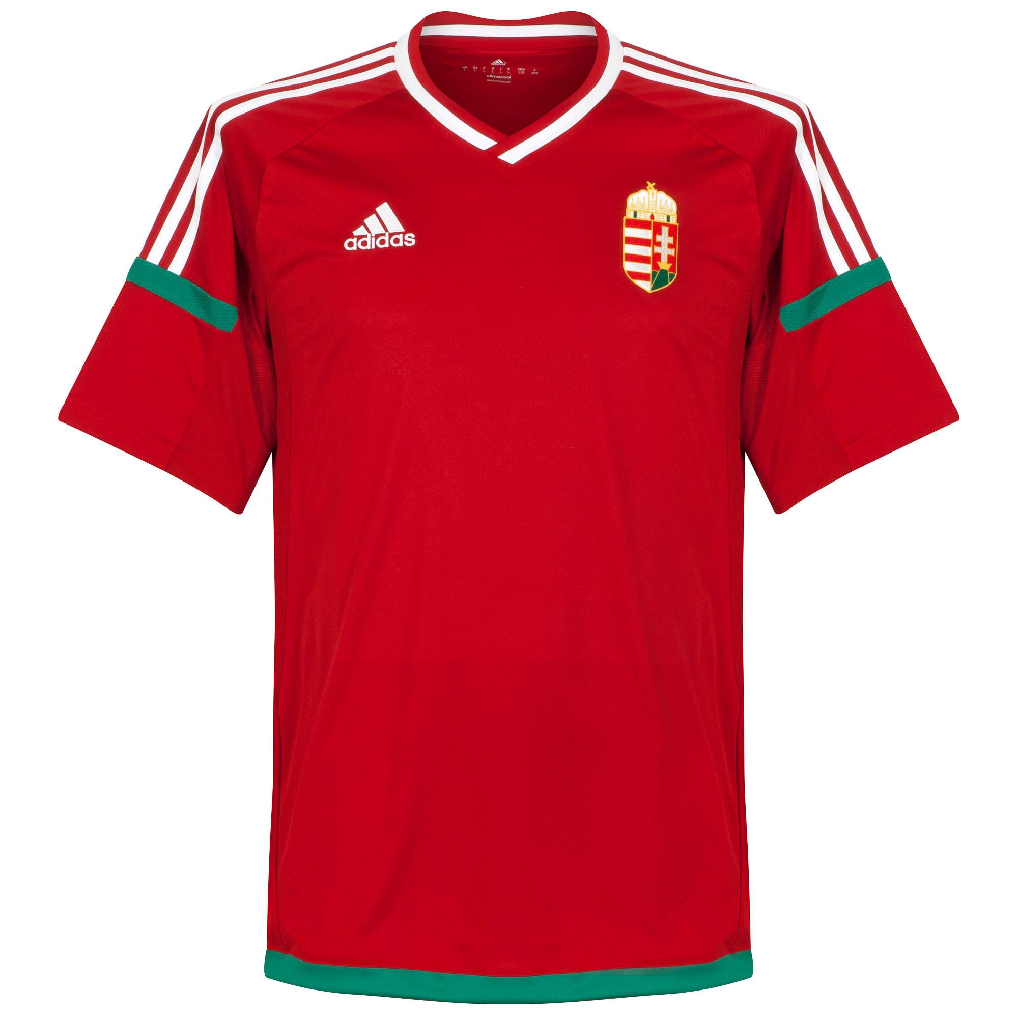 Hungary Home shirt 2016 2018 - 58