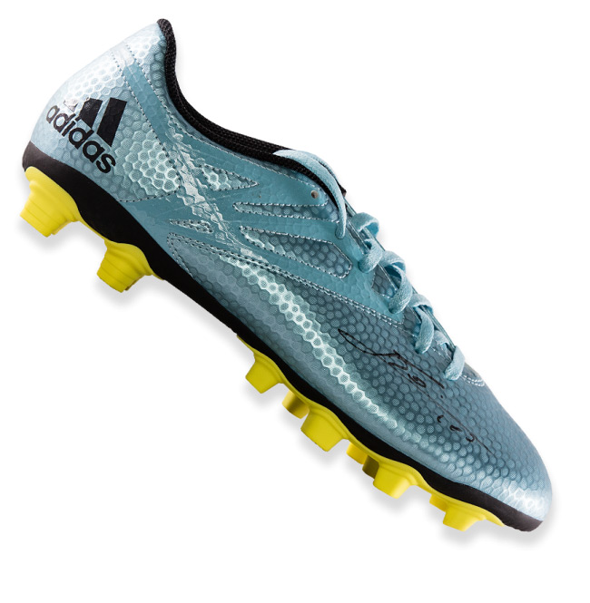 Lionel Messi Signed Adidas 15.1 Cleat - OS