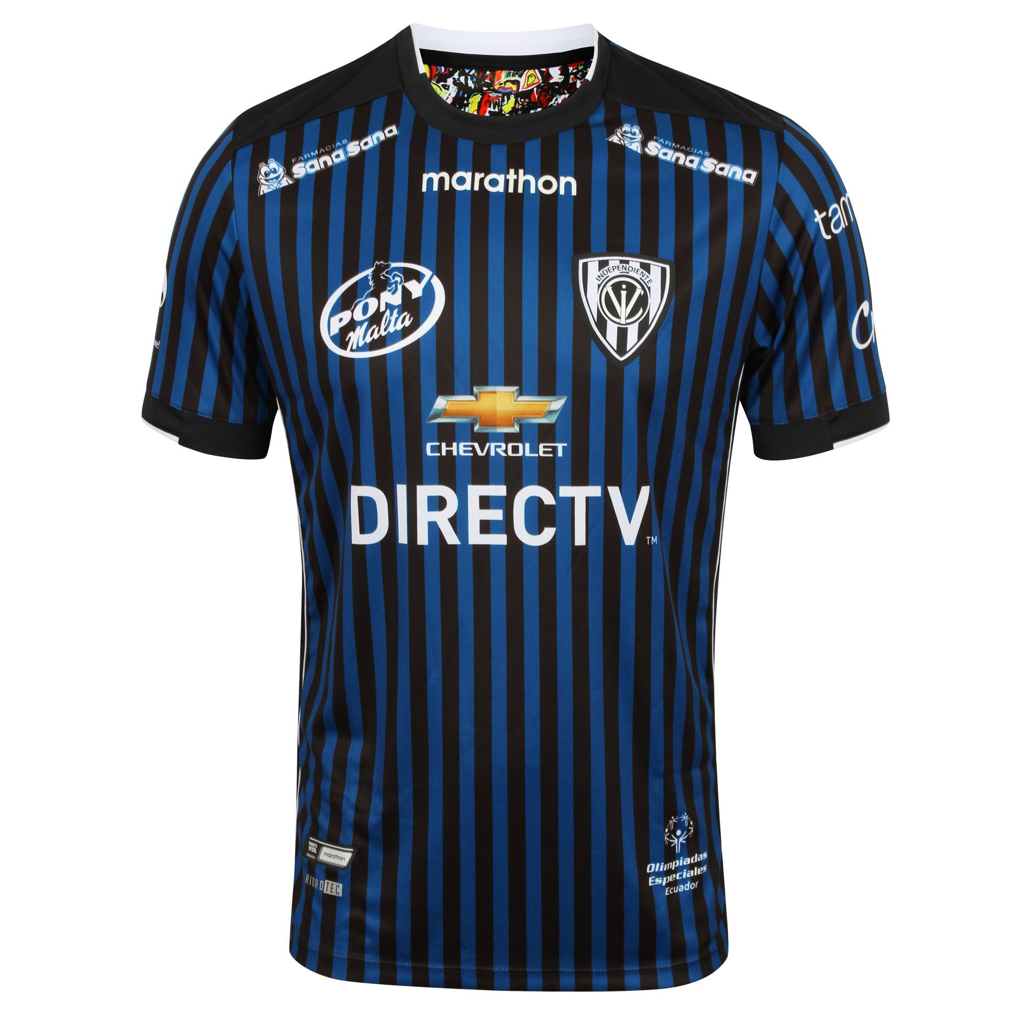Independiente del Valle Home Shirt 2017 - M