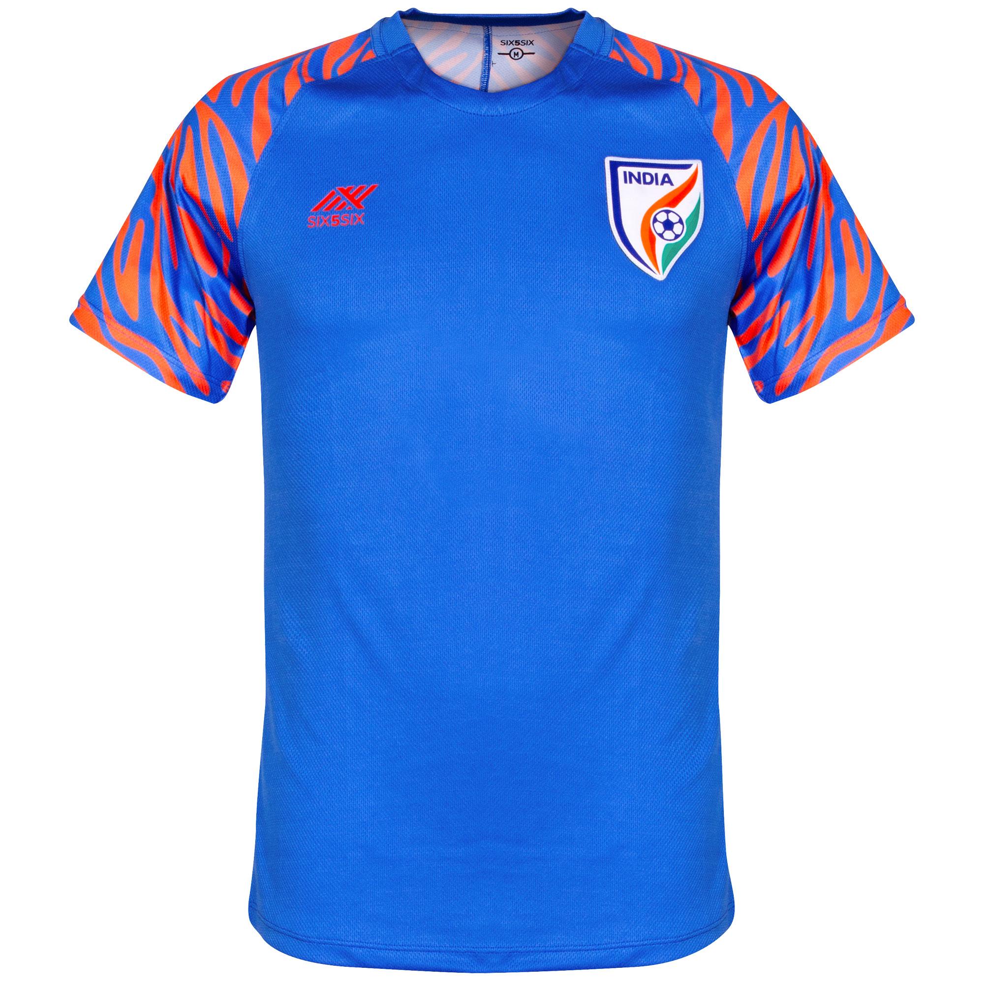 India Home Shirt 2019 2020 - EU-XL