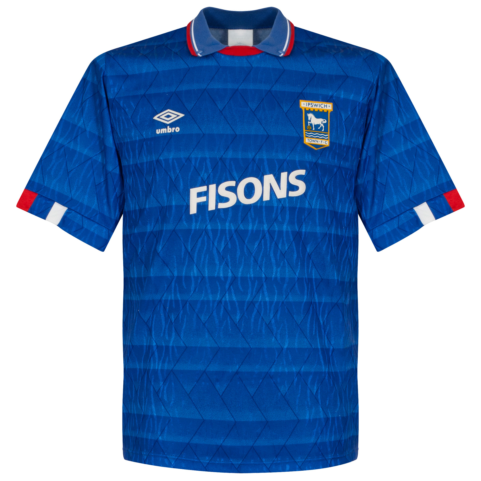 Ipswich Town  Home Shirt (Original)