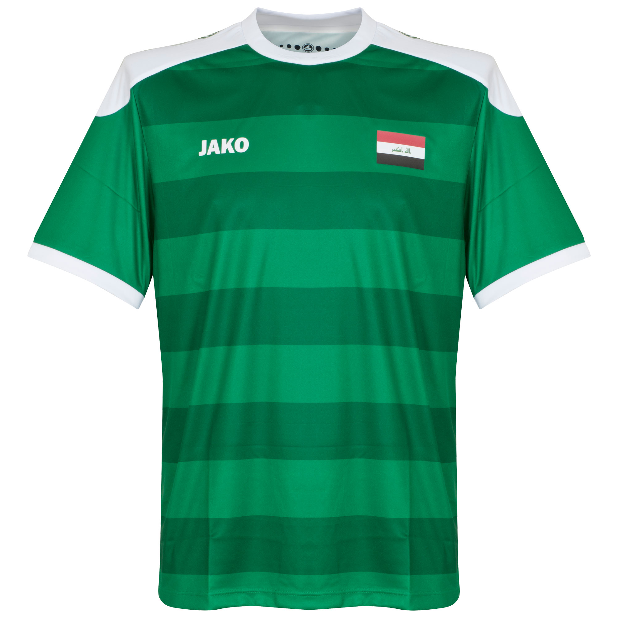 Iraq Home Shirt 2017 2018 - EU-L
