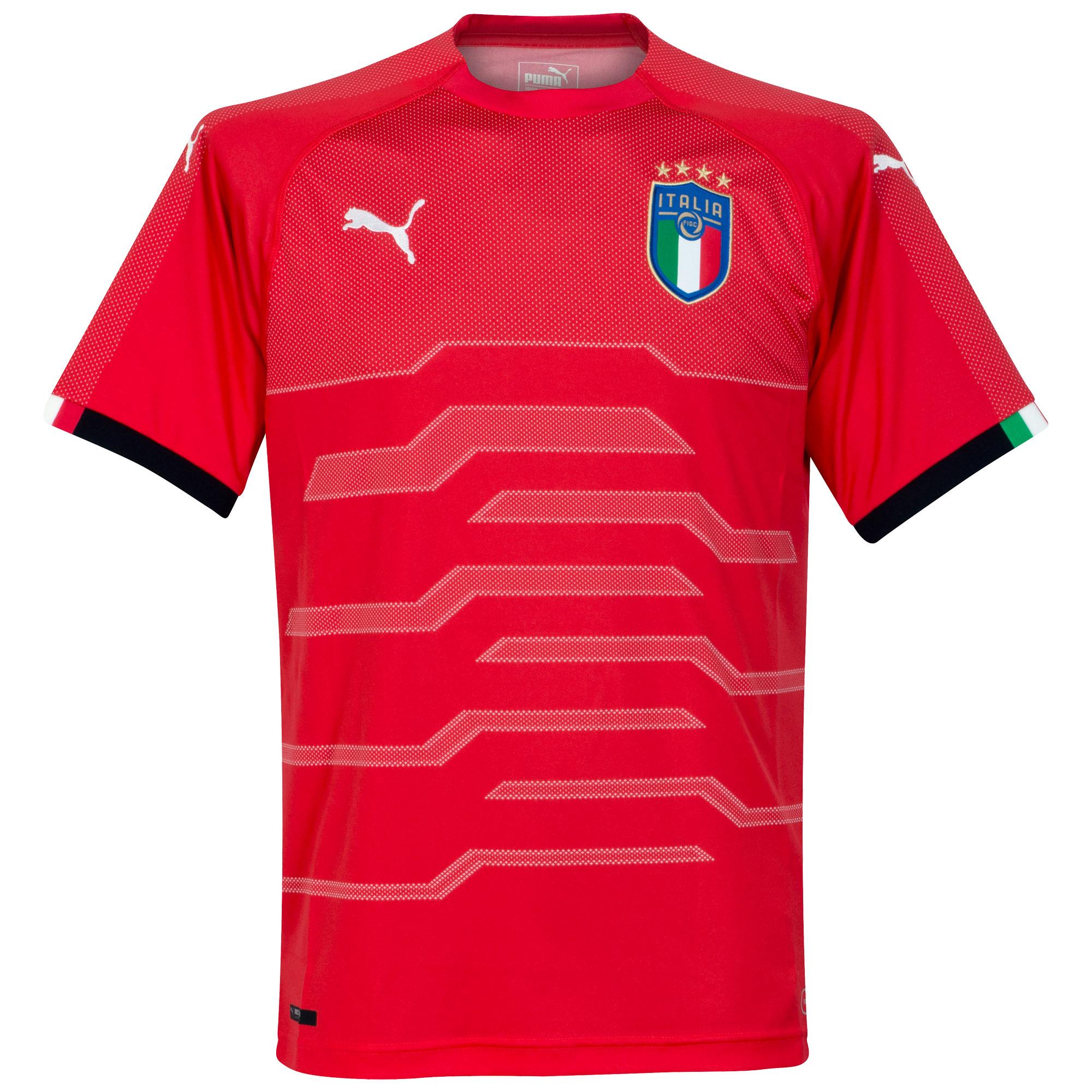 Italy Away GK Shirt 2018 2019