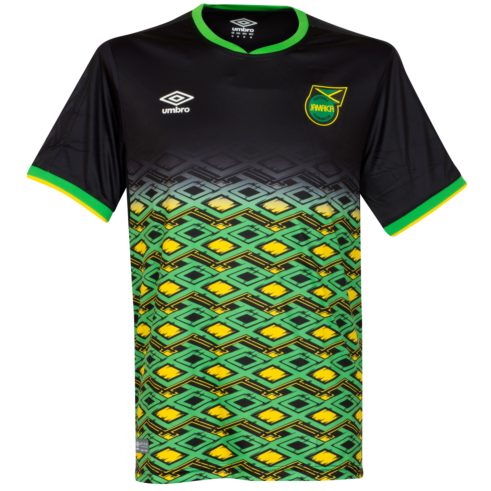 Jamaica Away Shirt 2018 2019