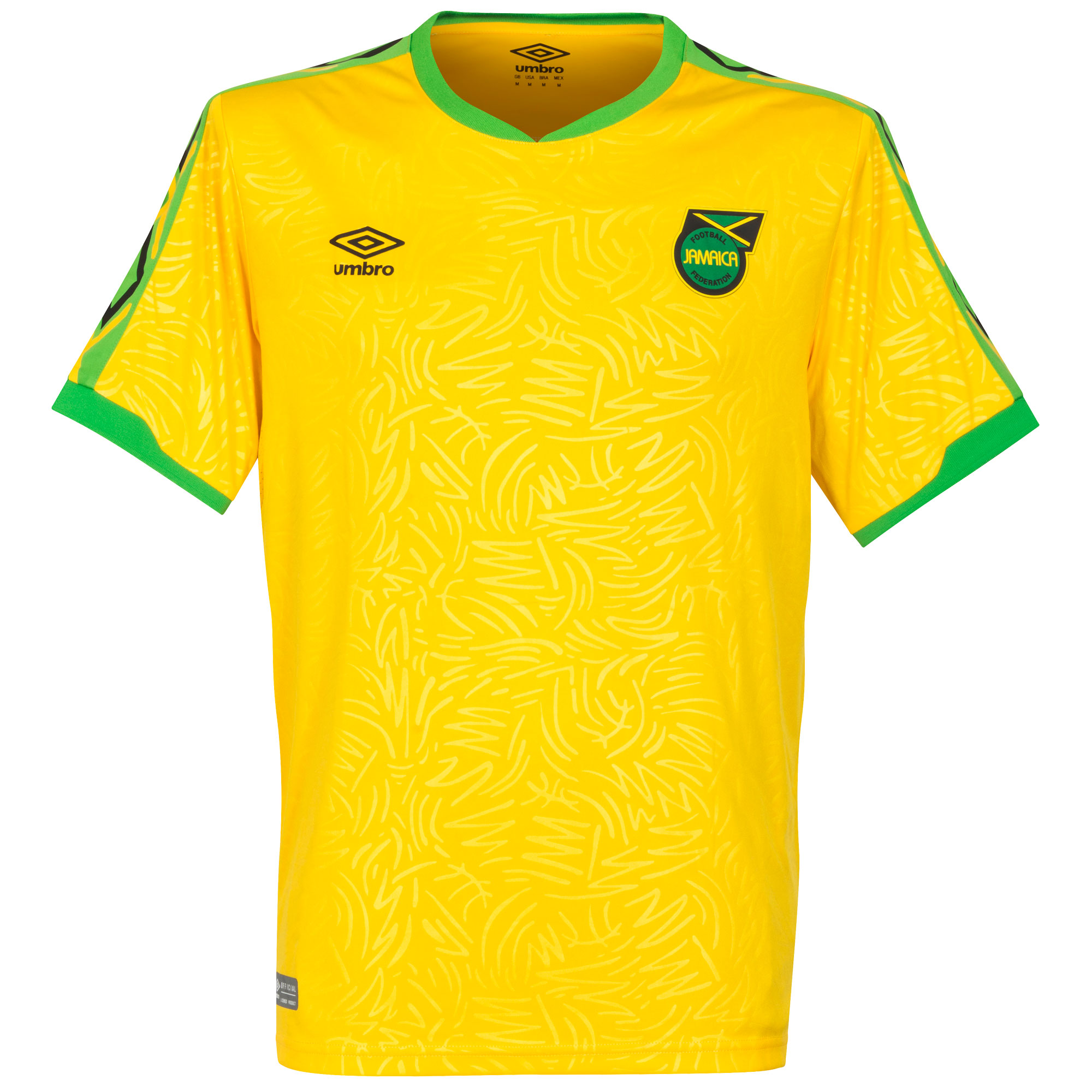 Jamaica Home Shirt 2018 2019