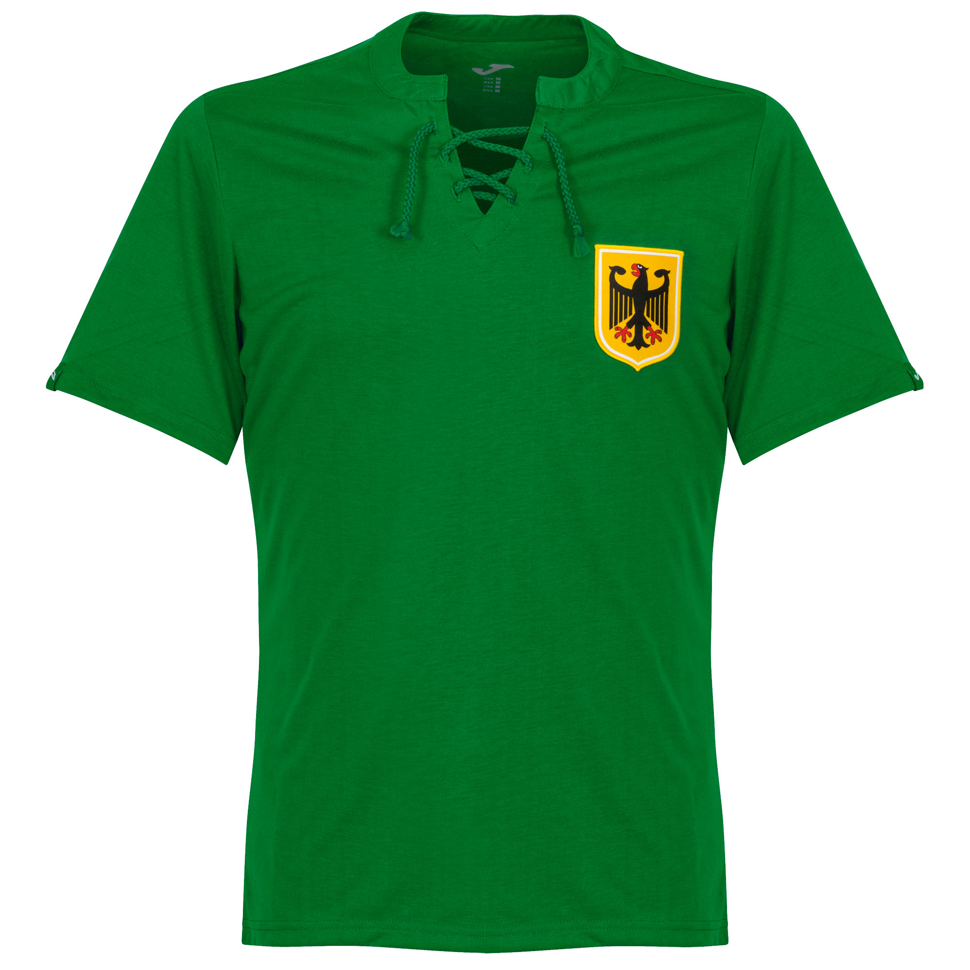 Germany 1950s Retro Shirt - Green