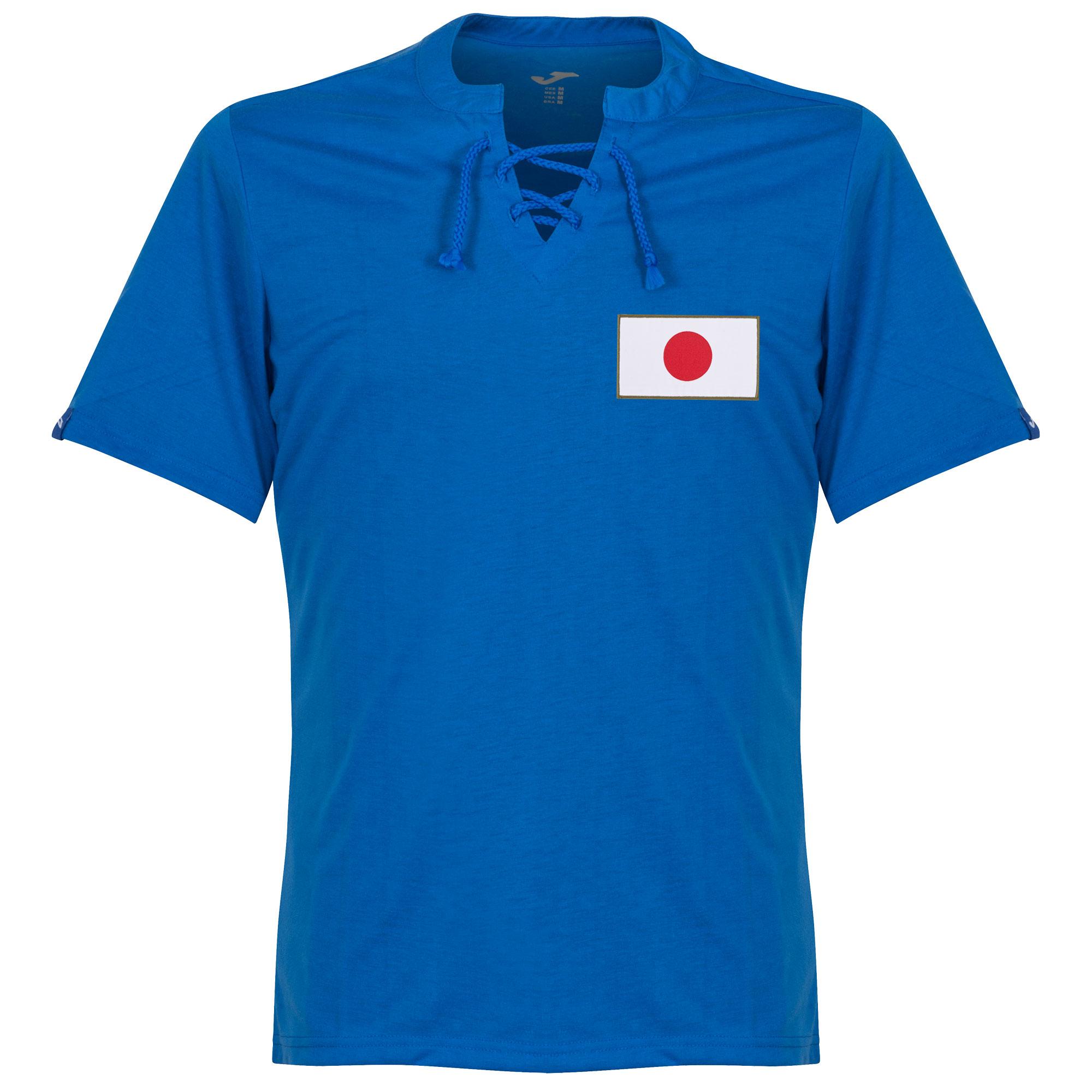 Japan 1950s Retro Shirt - Royal