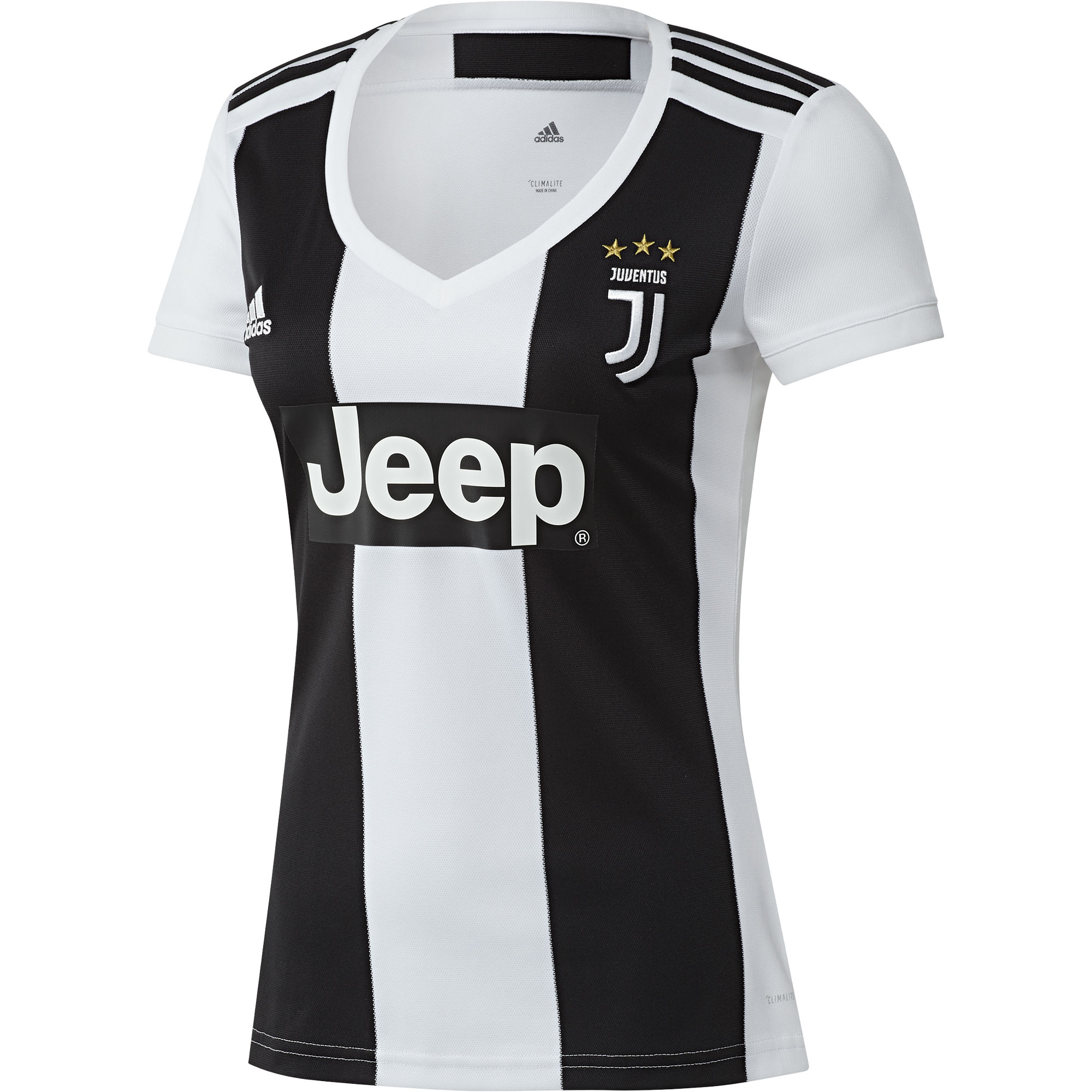 best website fec3d 127eb adidas Juventus Womens SS Home Shirt 2018/19
