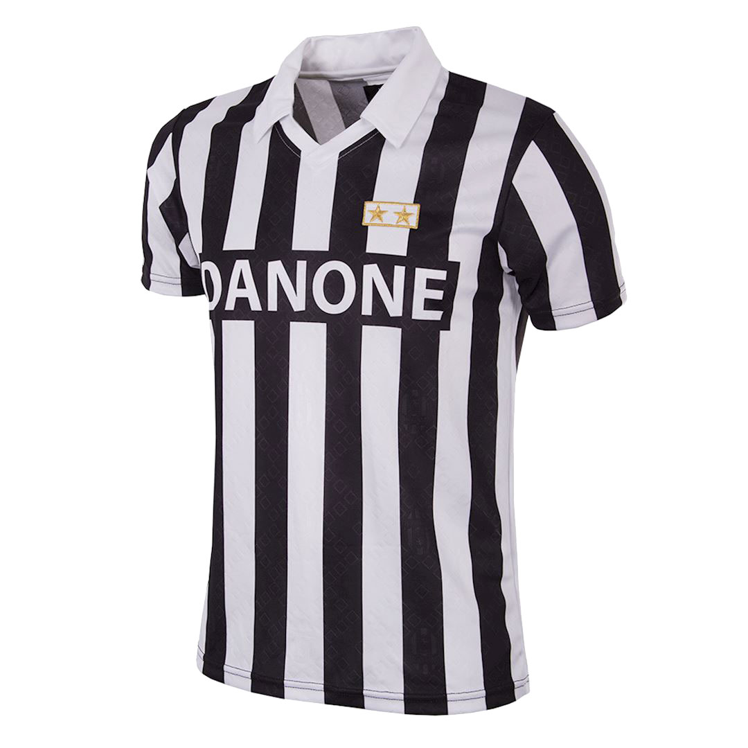 92-93 Juventus Home Retro Shirt