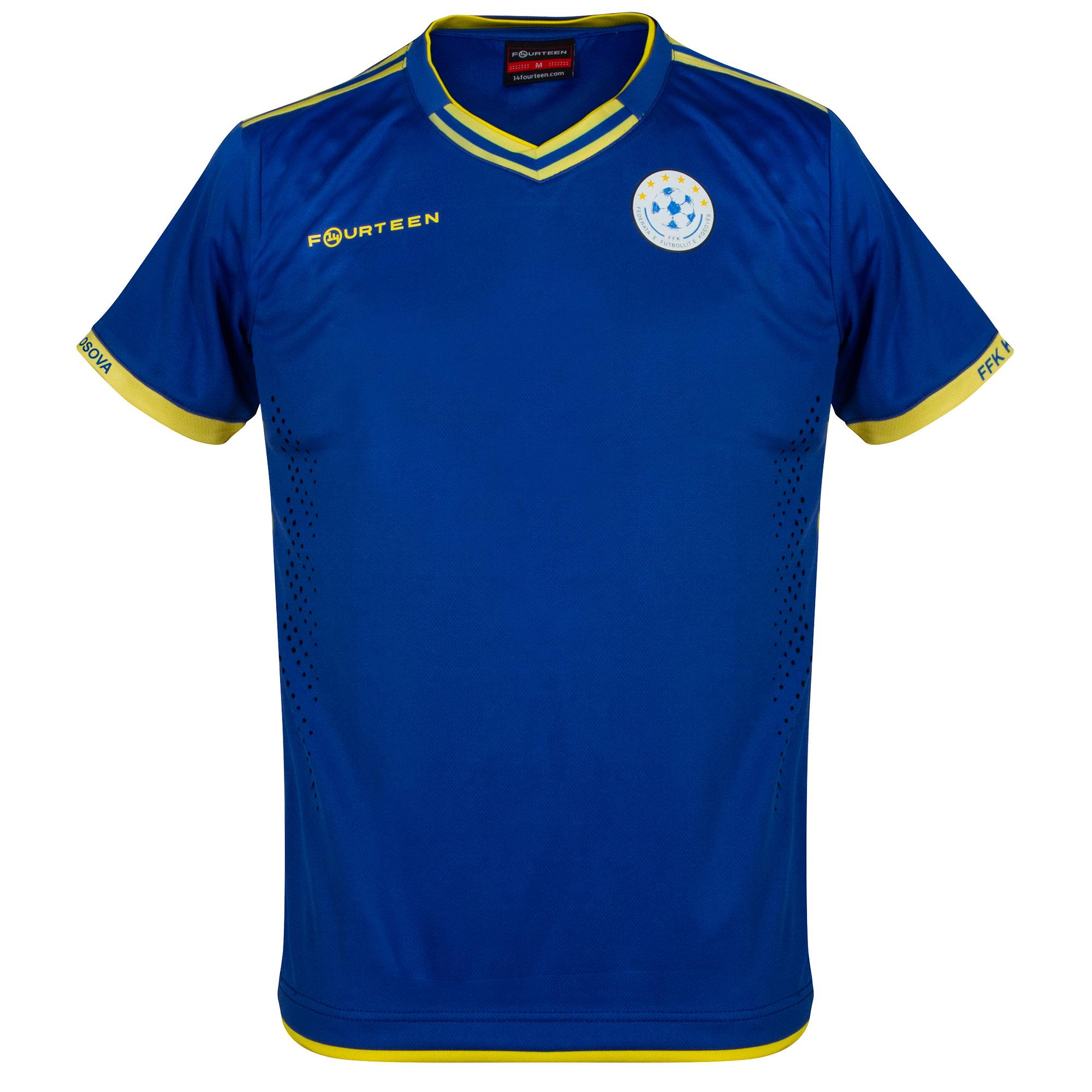 Kosovo Home Shirt 2019-2020
