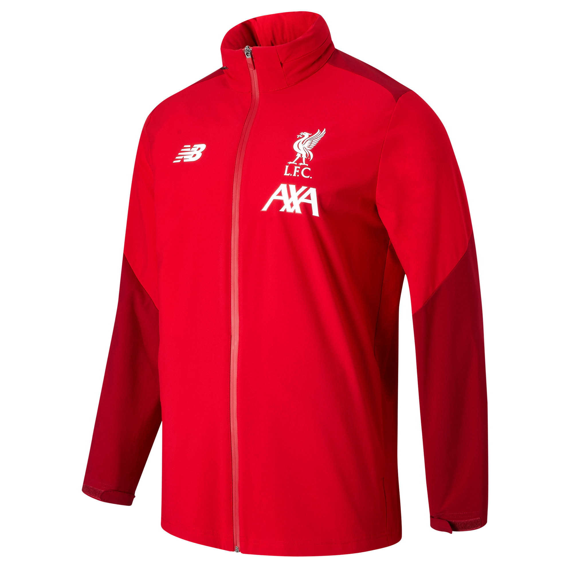 Liverpool Storm Trainingsjack 2019-2020 - Rood