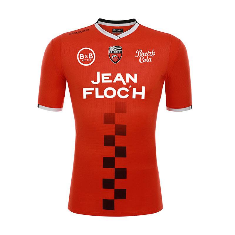 Lorient Home shirt